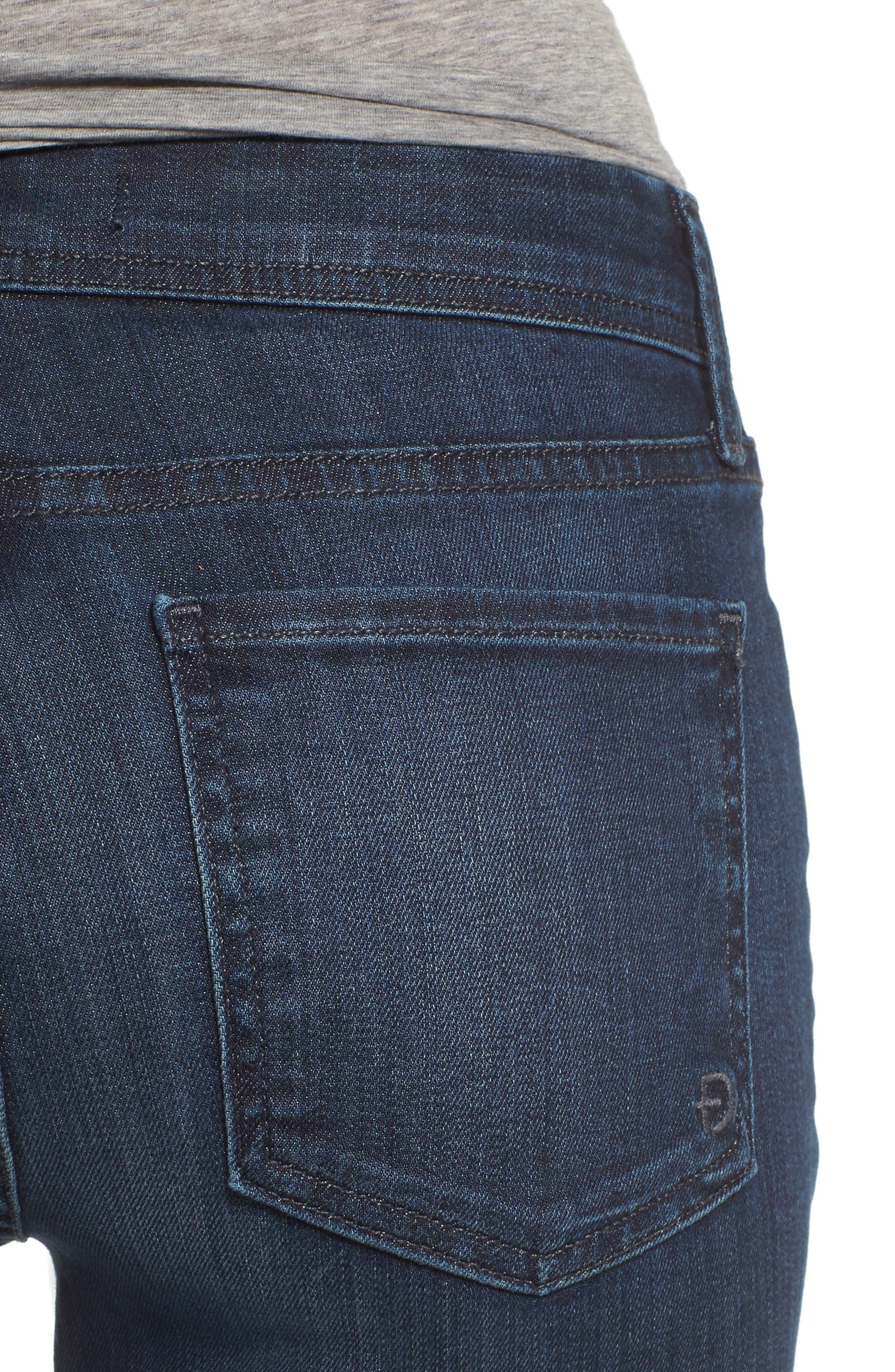 Stevie Skinny Jeans,                             Alternate thumbnail 4, color,