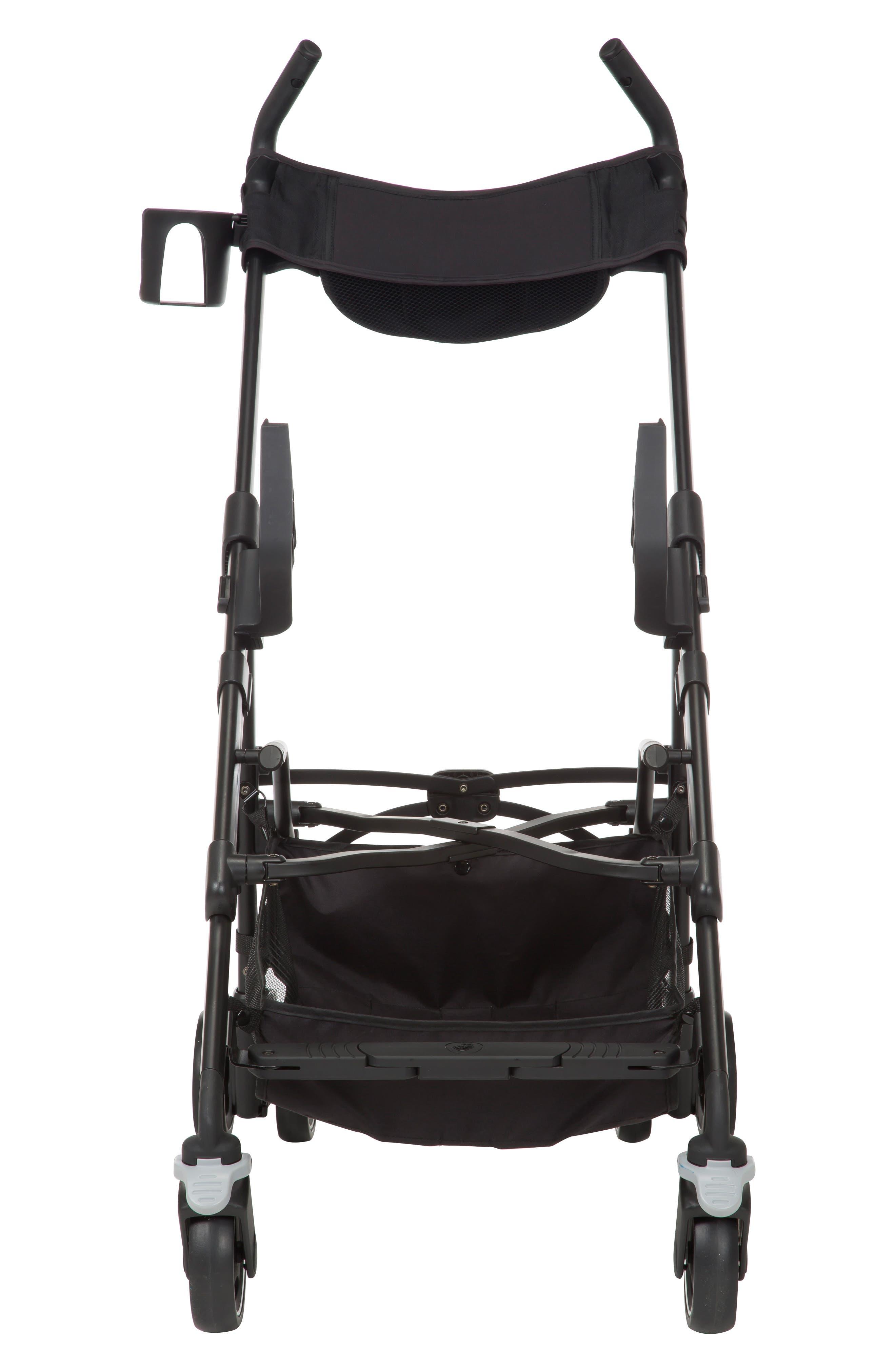 Maxi-Taxi Stroller Frame,                             Main thumbnail 1, color,                             BLACK