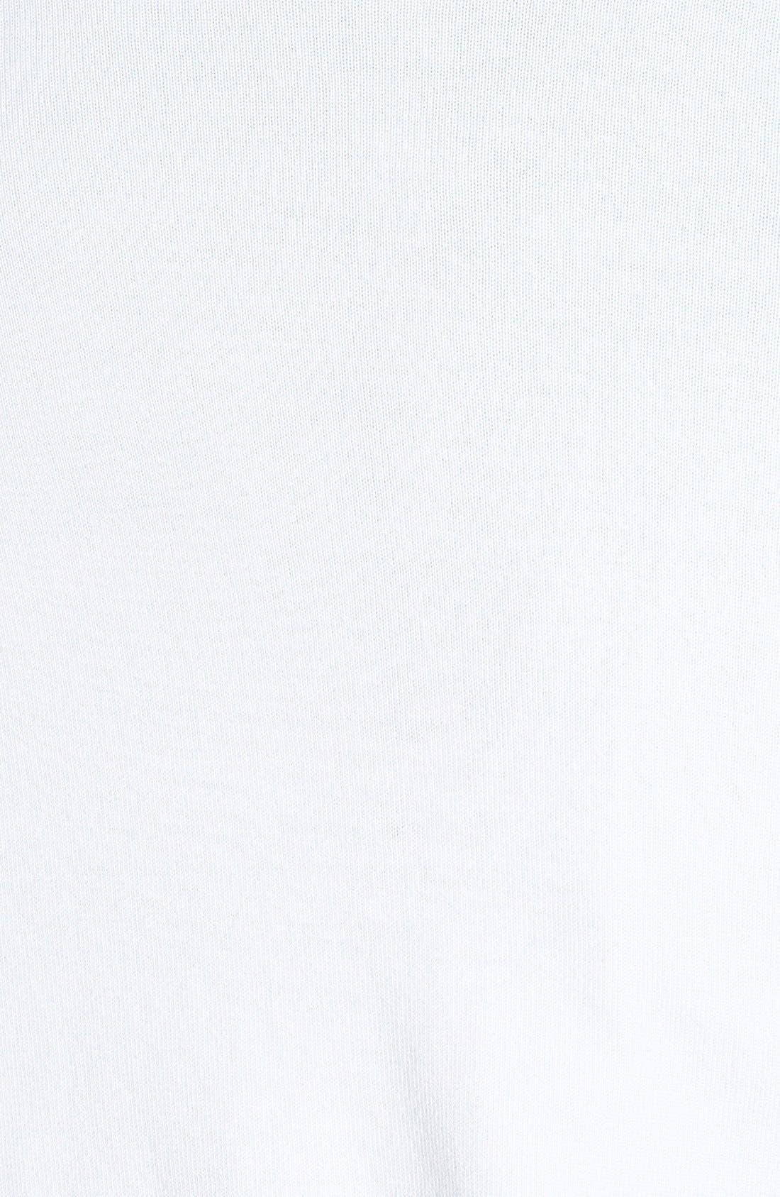 Three Quarter Sleeve Cardigan,                             Alternate thumbnail 132, color,