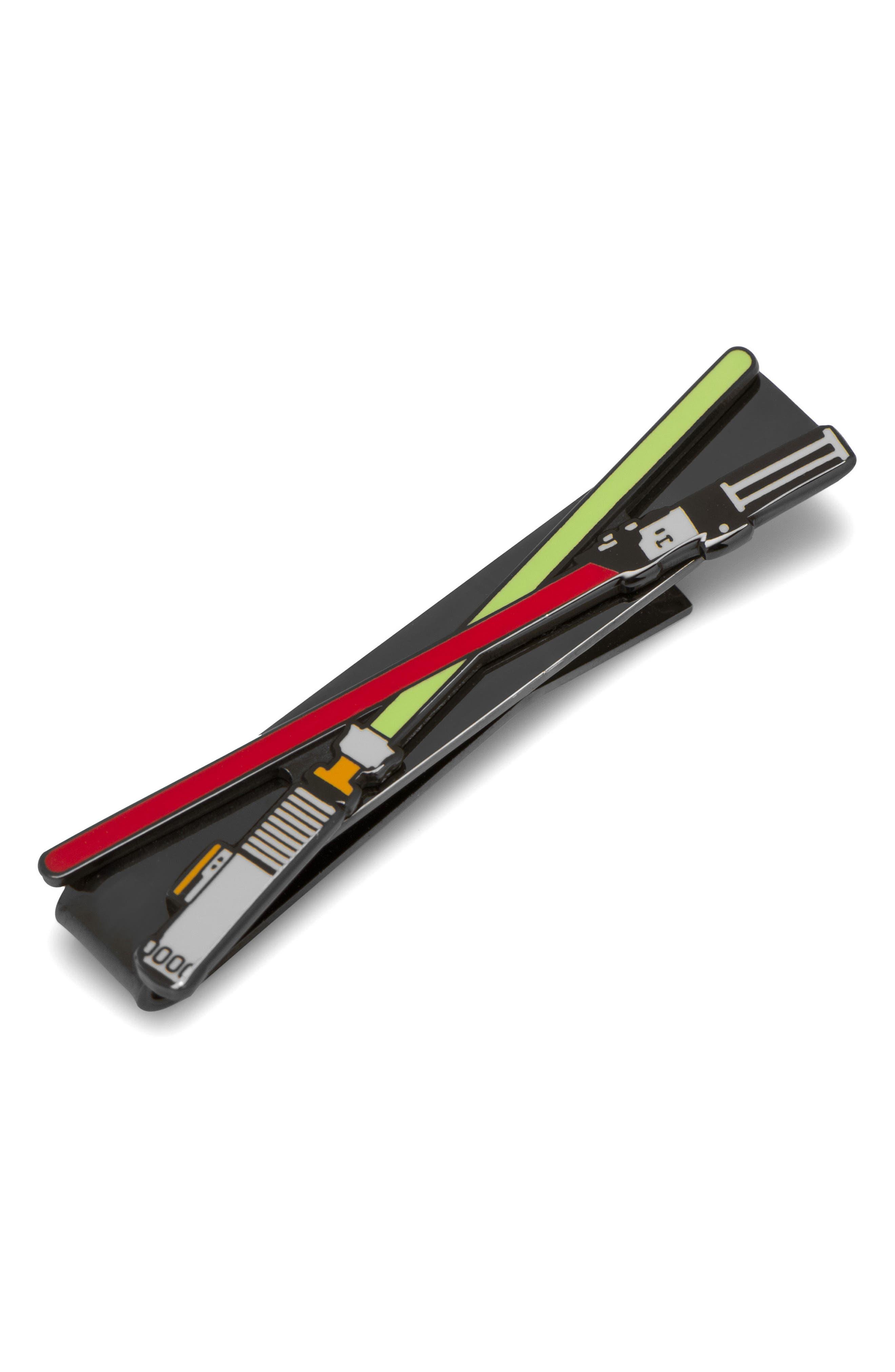 """CUFFLINKS, INC. """"Star Wars"""" Lightsaber Tie Bar, Main, color, MULTI"""
