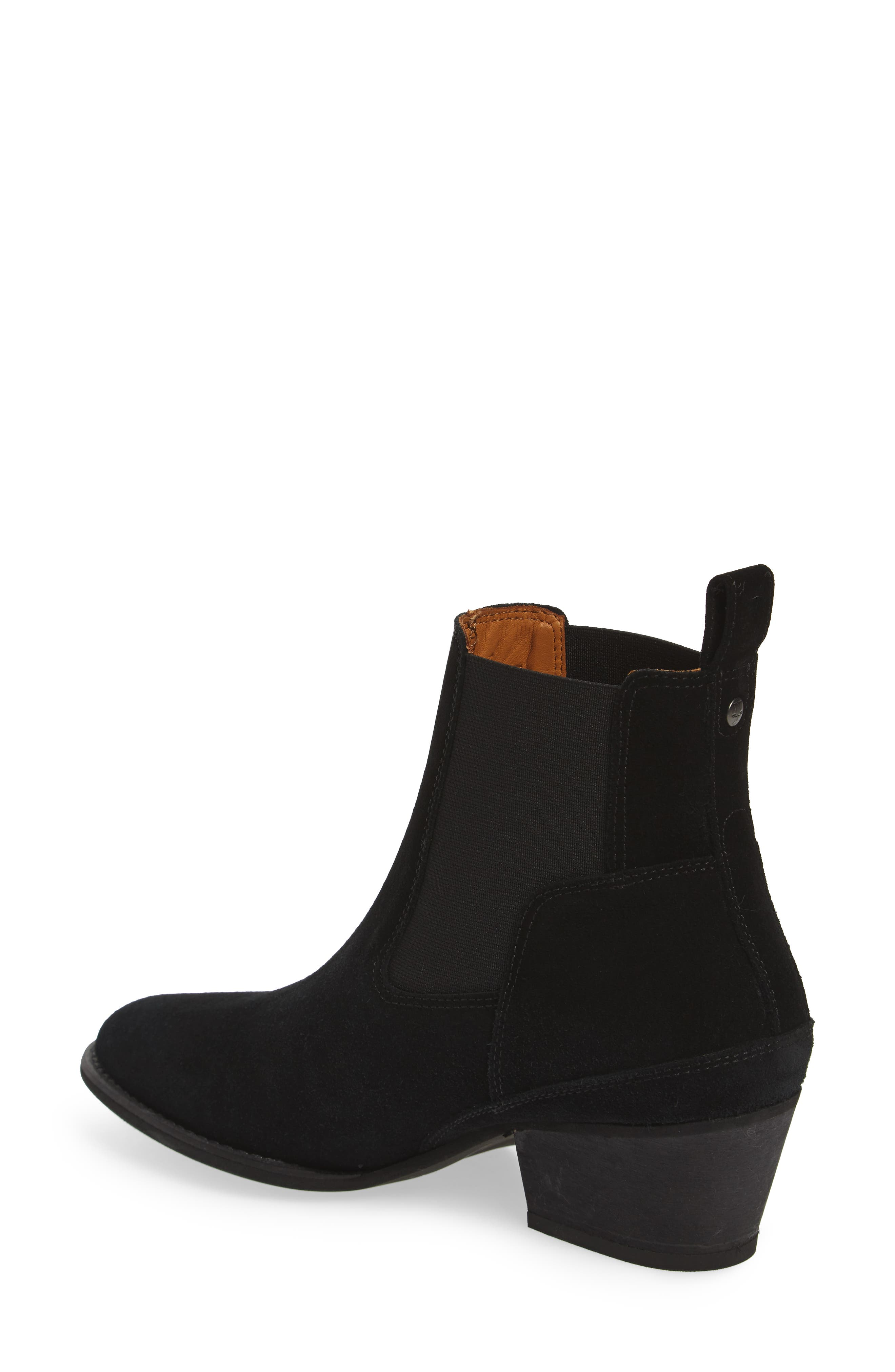 Original Refined Water Resistant Chelsea Boot,                             Alternate thumbnail 3, color,