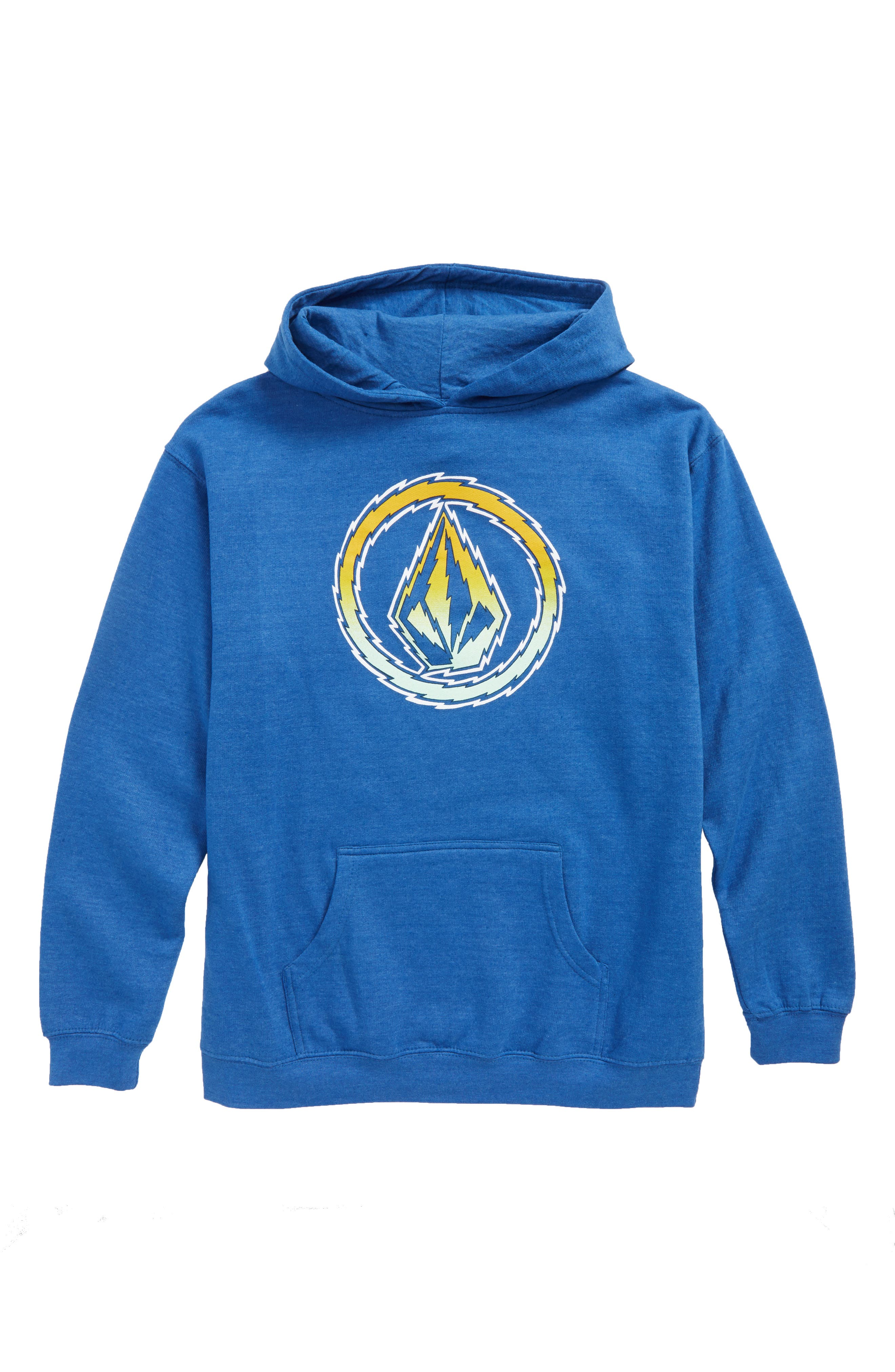 Logo Graphic Hoodie,                             Main thumbnail 1, color,                             407