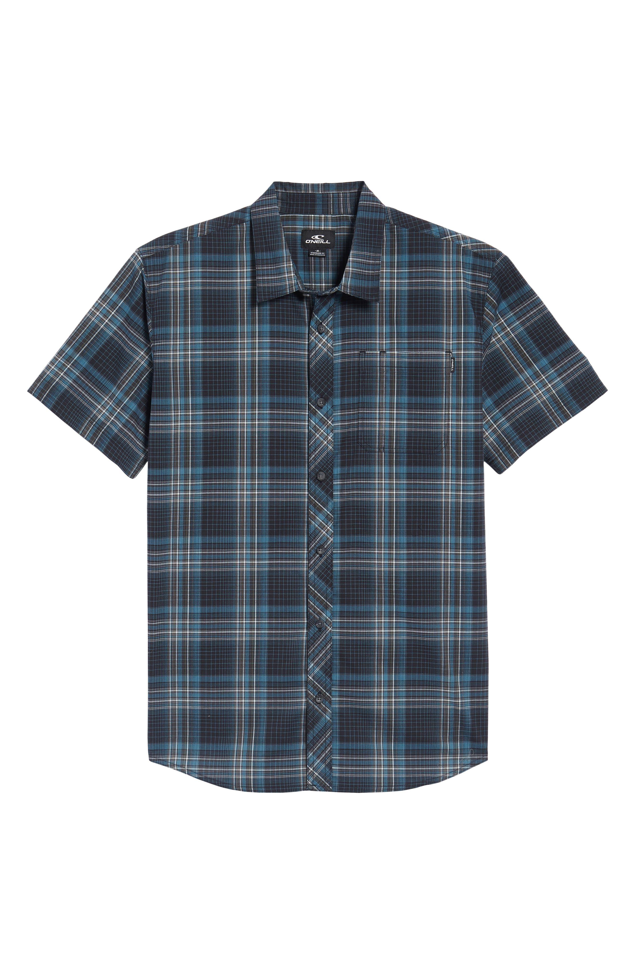 Gentry Short Sleeve Shirt,                             Alternate thumbnail 18, color,