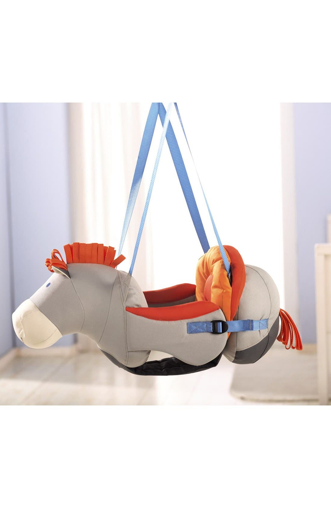 Horse Baby Swing,                             Alternate thumbnail 6, color,                             100