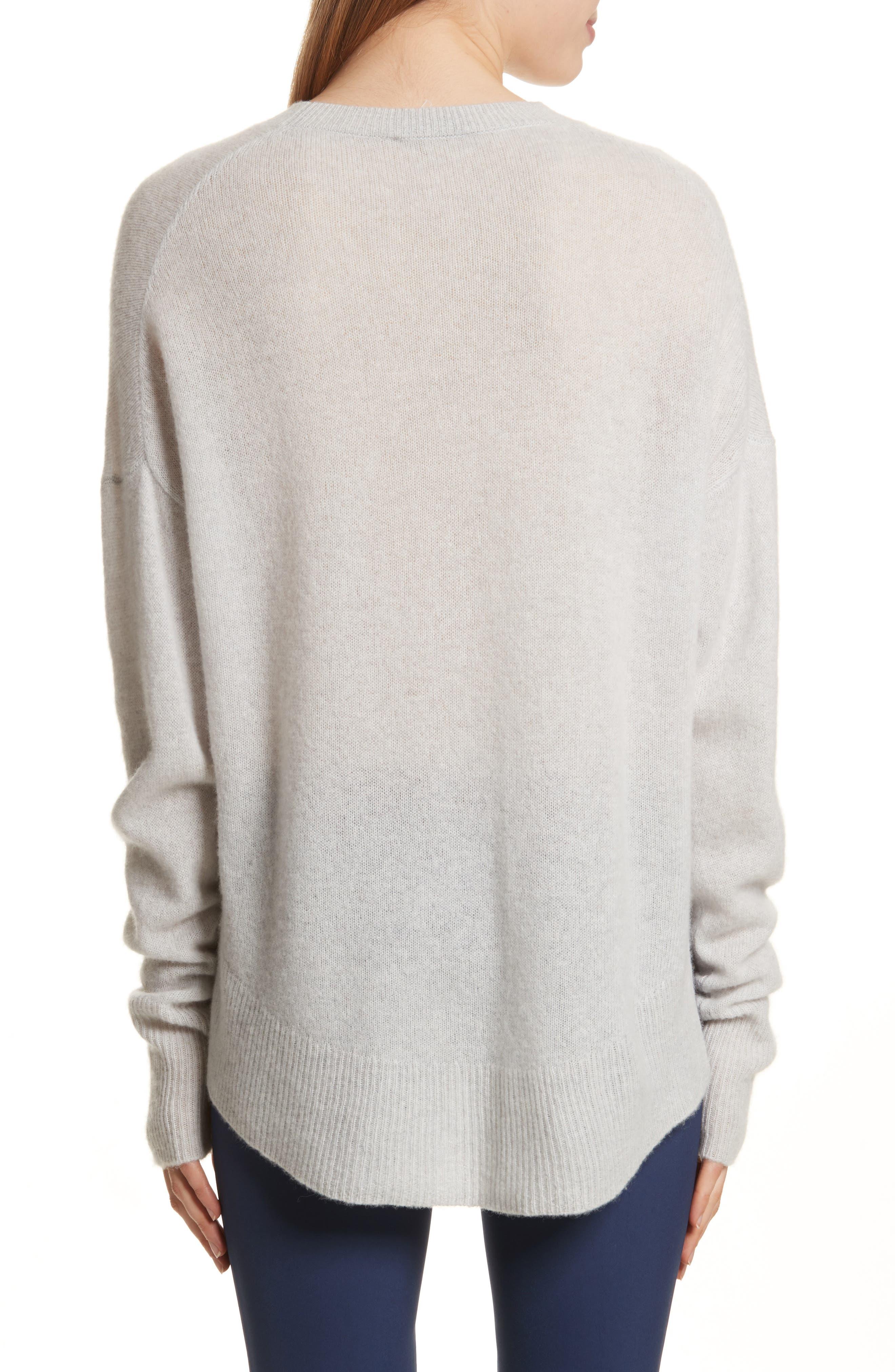 Karenia L Cashmere Sweater,                             Alternate thumbnail 6, color,