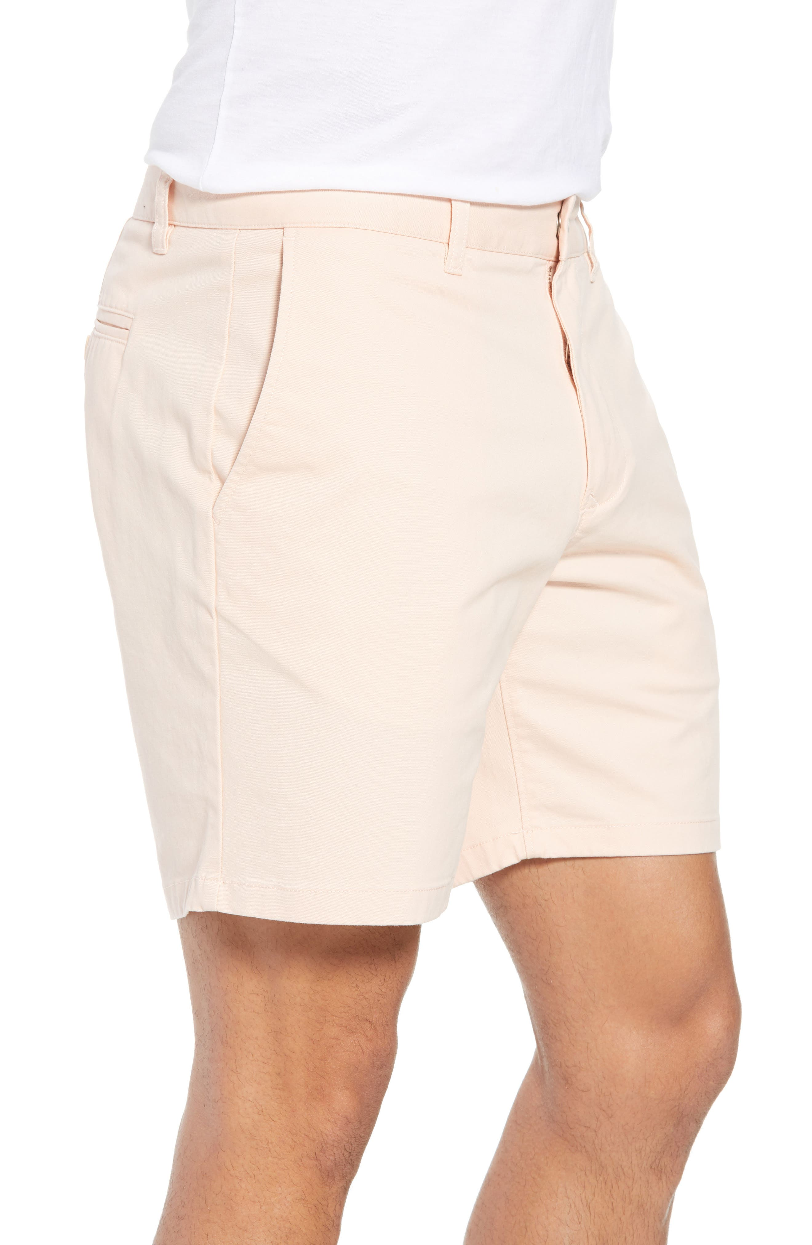 Stretch Washed Chino 7-Inch Shorts,                             Alternate thumbnail 58, color,