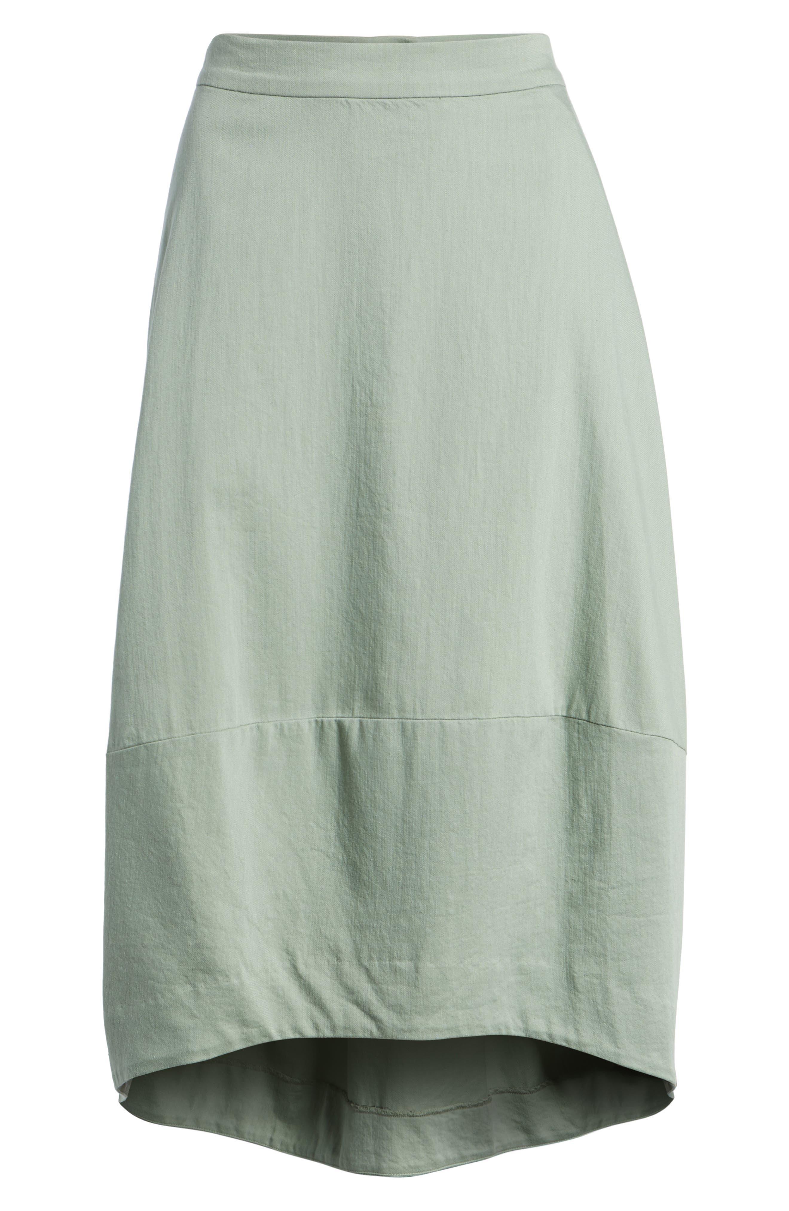 Organic Cotton Lantern Skirt,                             Alternate thumbnail 22, color,