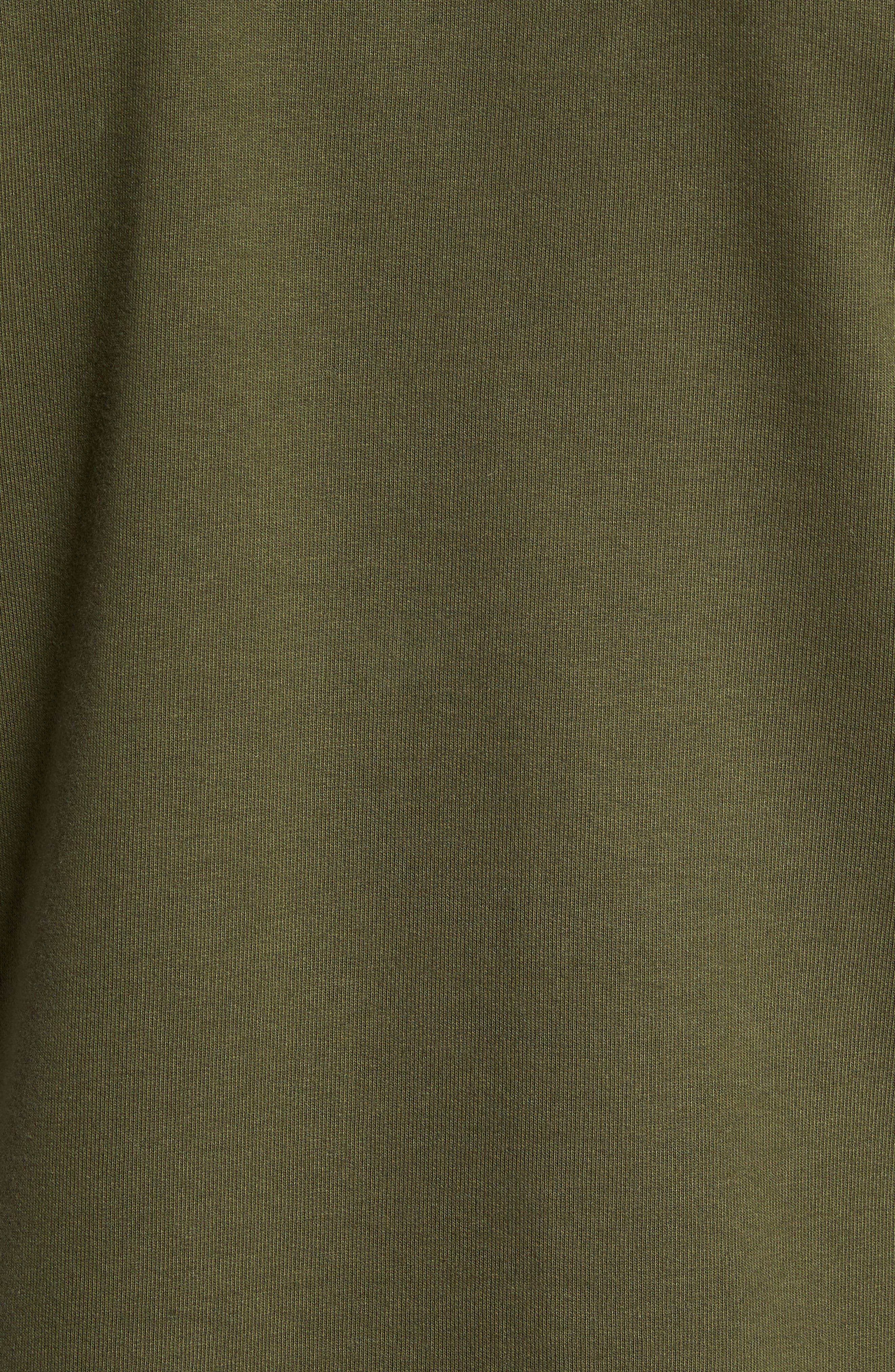 B-Side Reversible Crewneck Sweatshirt,                             Alternate thumbnail 32, color,