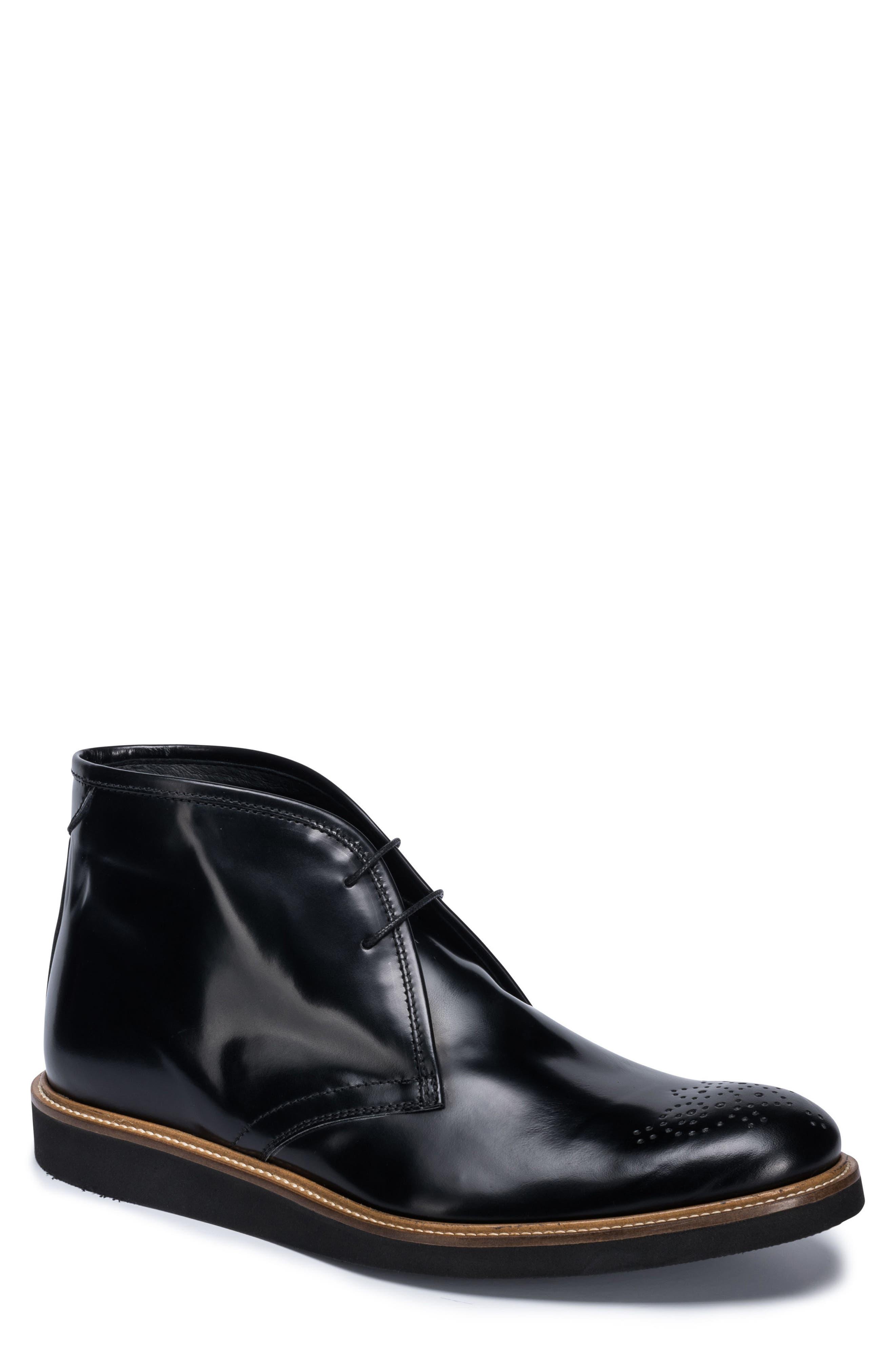 Verona Brogued Chukka Boot,                         Main,                         color,