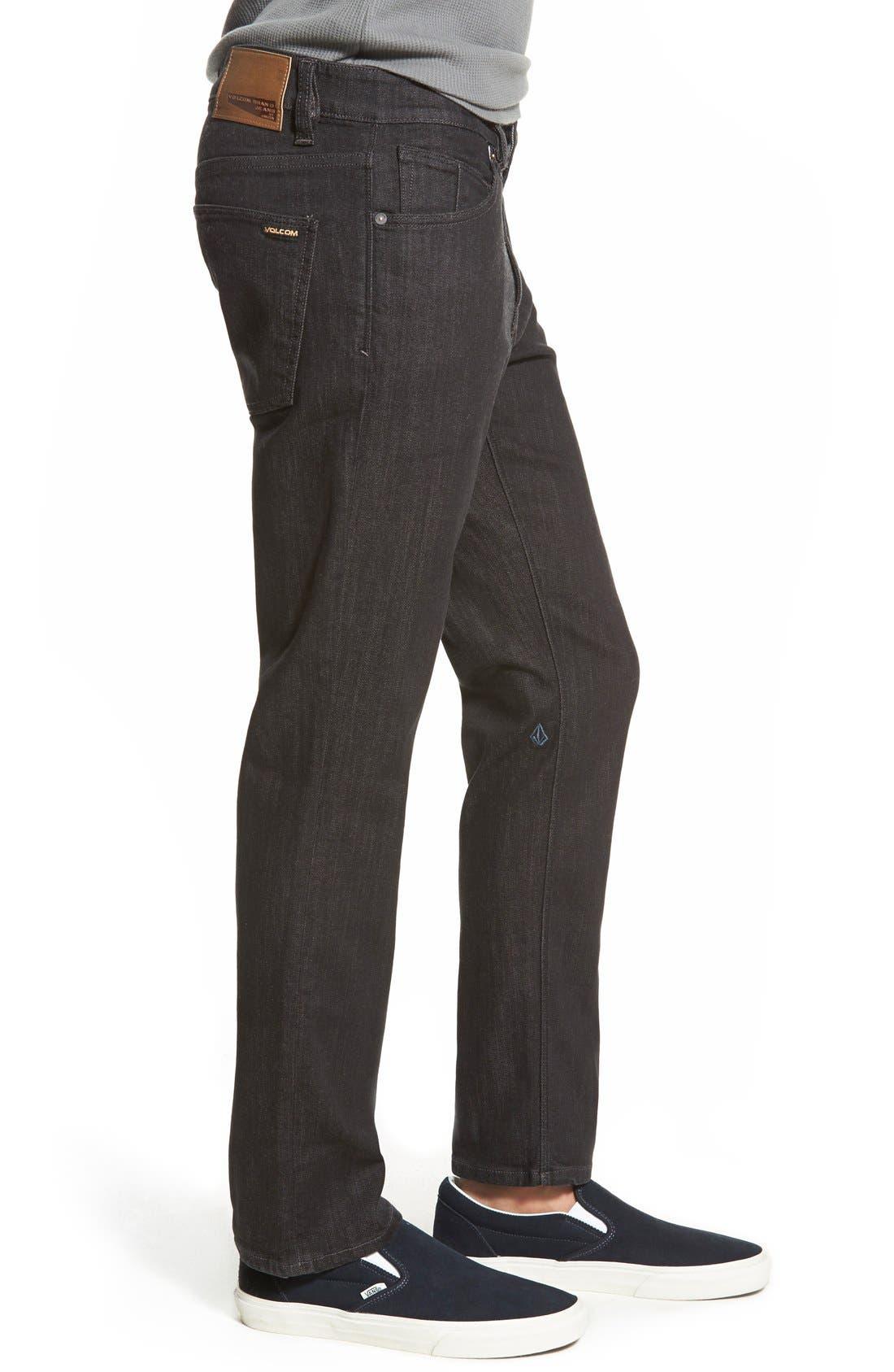 'Vorta' Slim Fit Jeans,                             Alternate thumbnail 31, color,