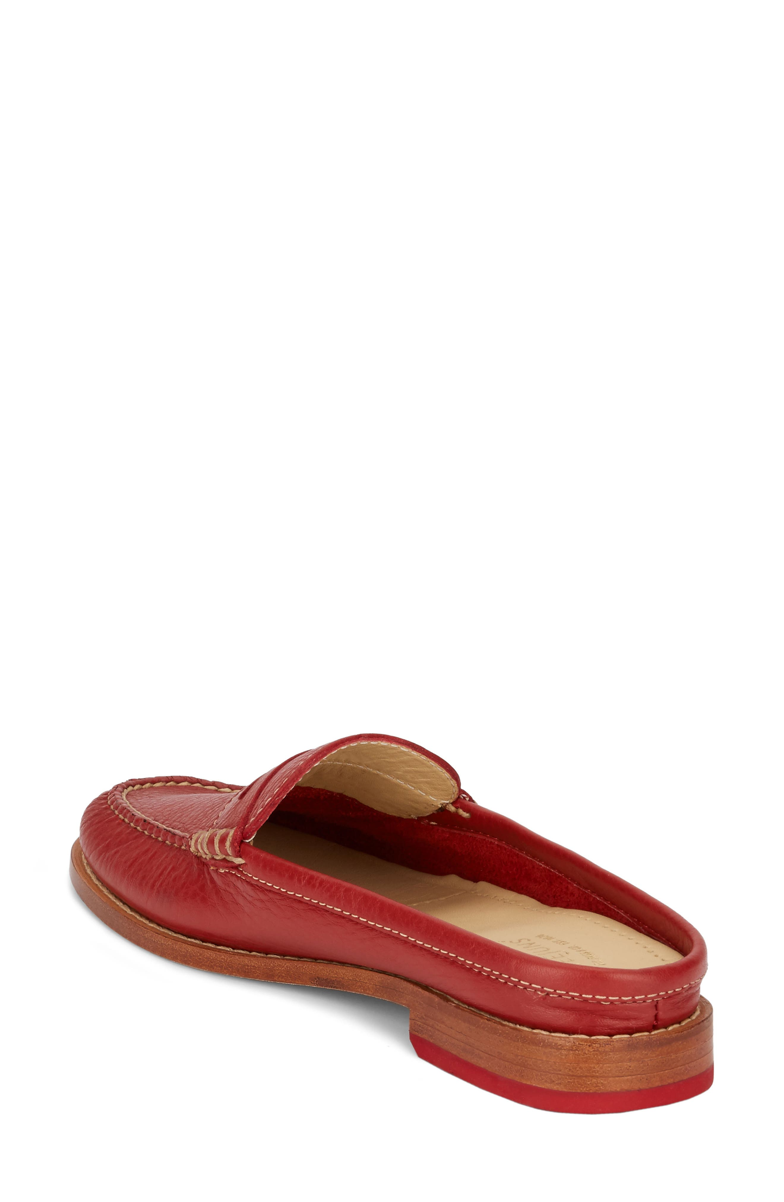 Wynn Loafer Mule,                             Alternate thumbnail 37, color,