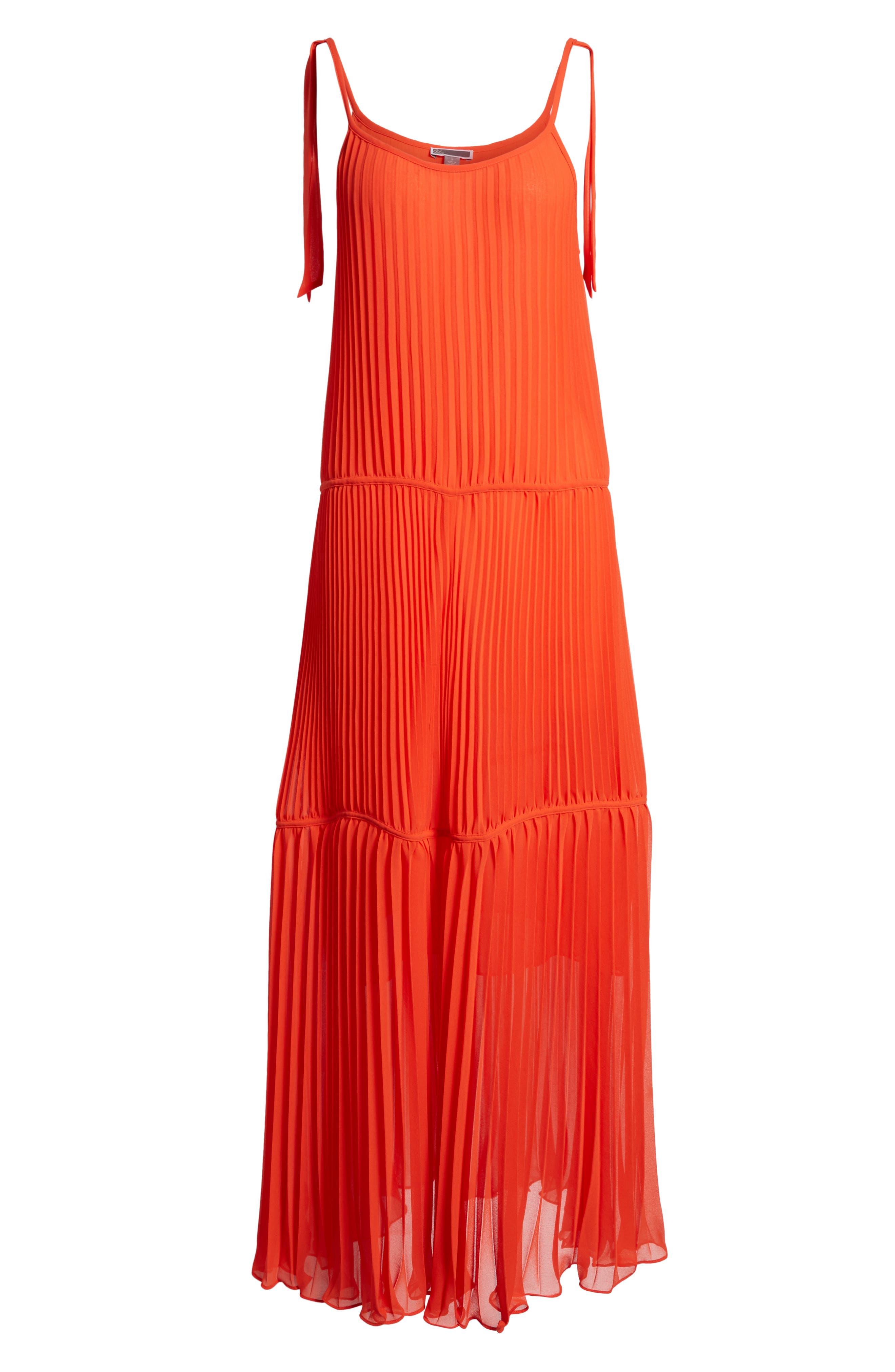 Chiffon Maxi Dress,                             Alternate thumbnail 18, color,
