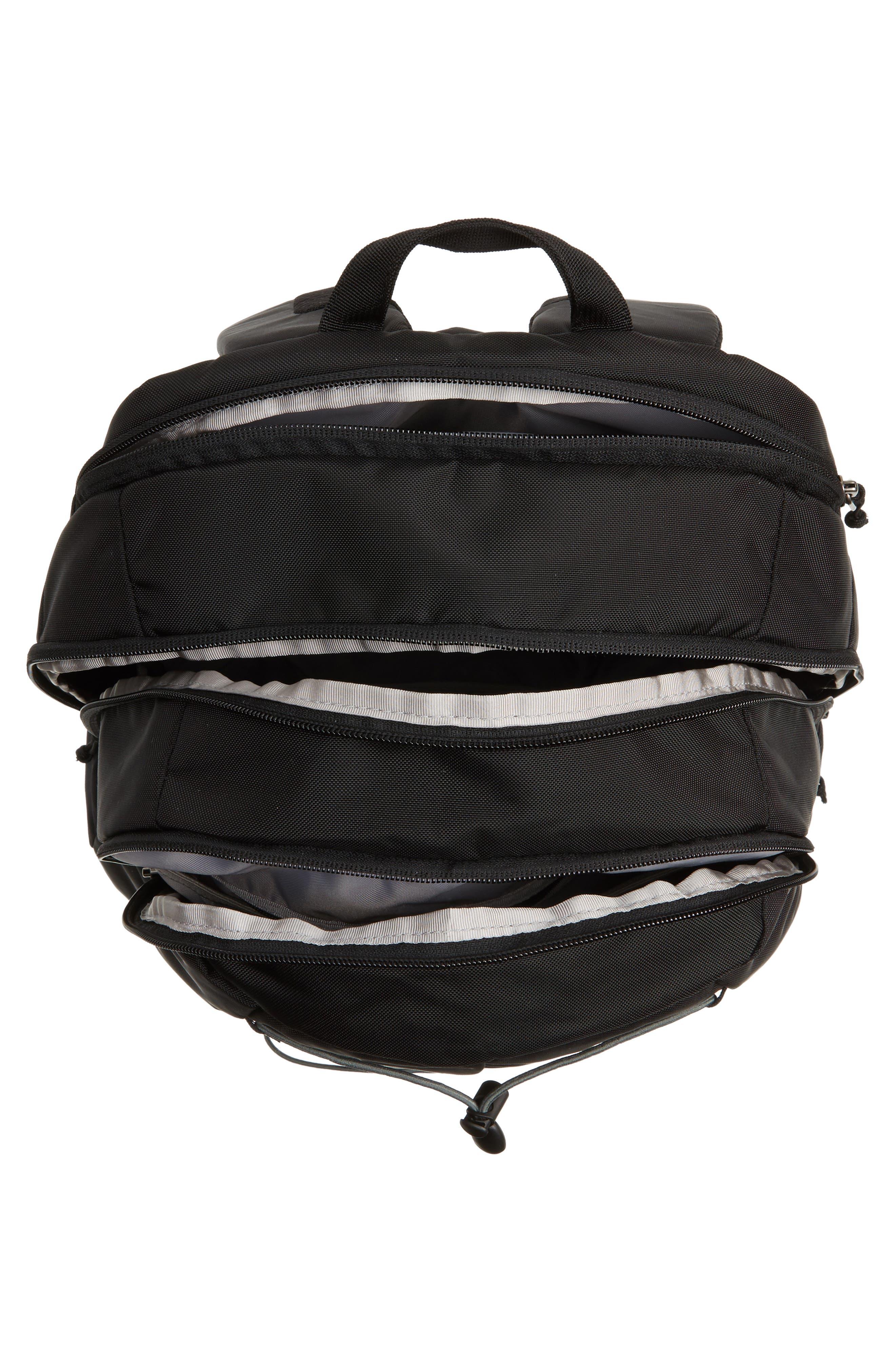 30L Chacabuco Backpack,                             Alternate thumbnail 4, color,                             BLACK