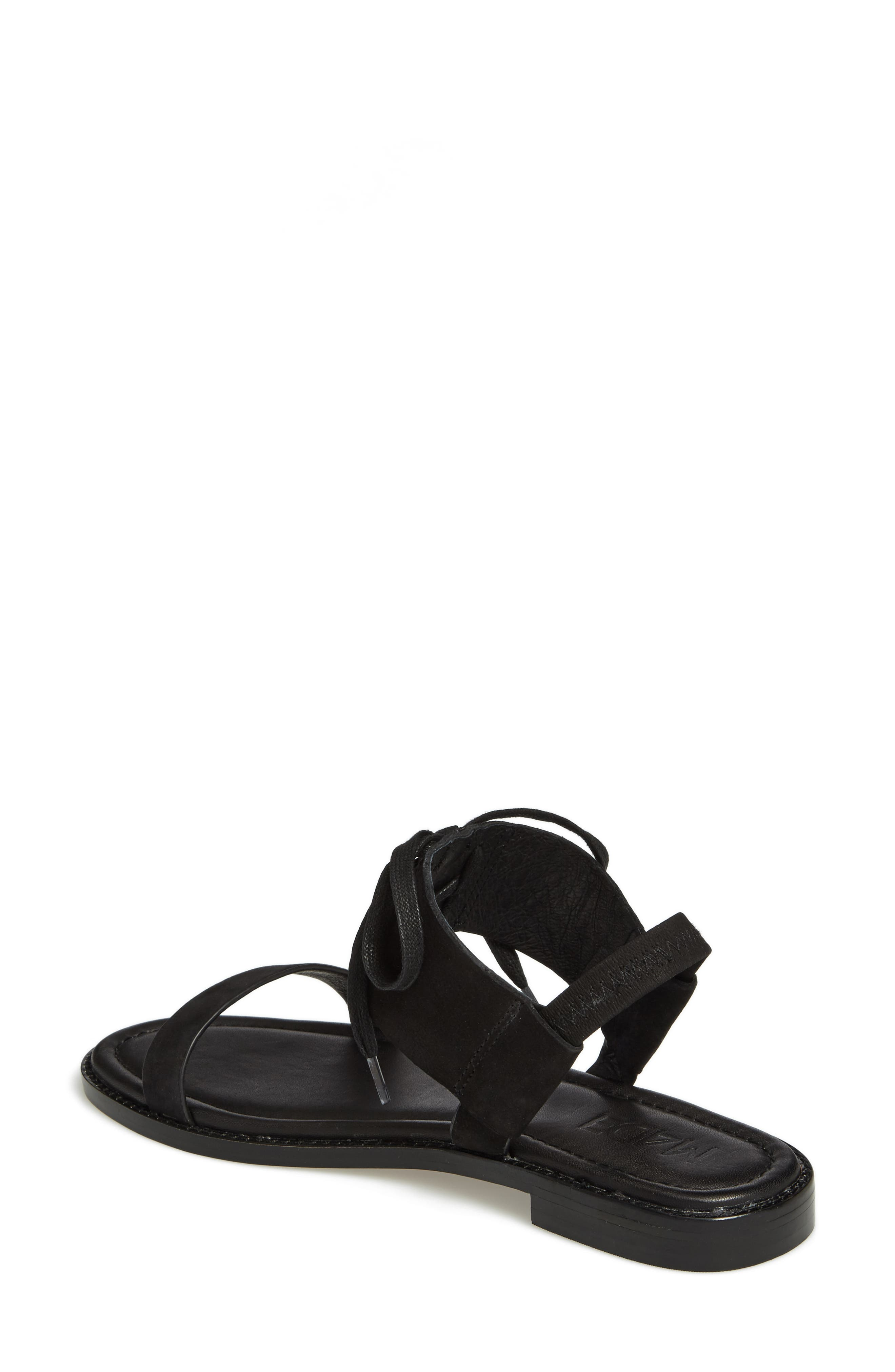M4D3 Hailey Slingback Sandal,                             Alternate thumbnail 2, color,                             001