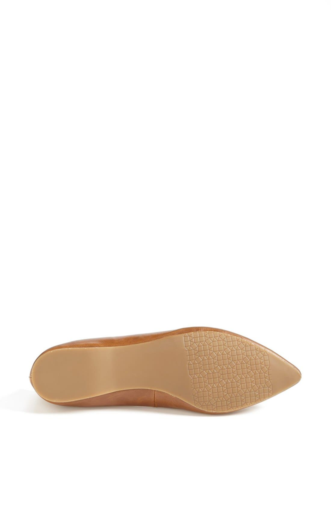 'Moveover' Pointy Toe Flat,                             Alternate thumbnail 45, color,