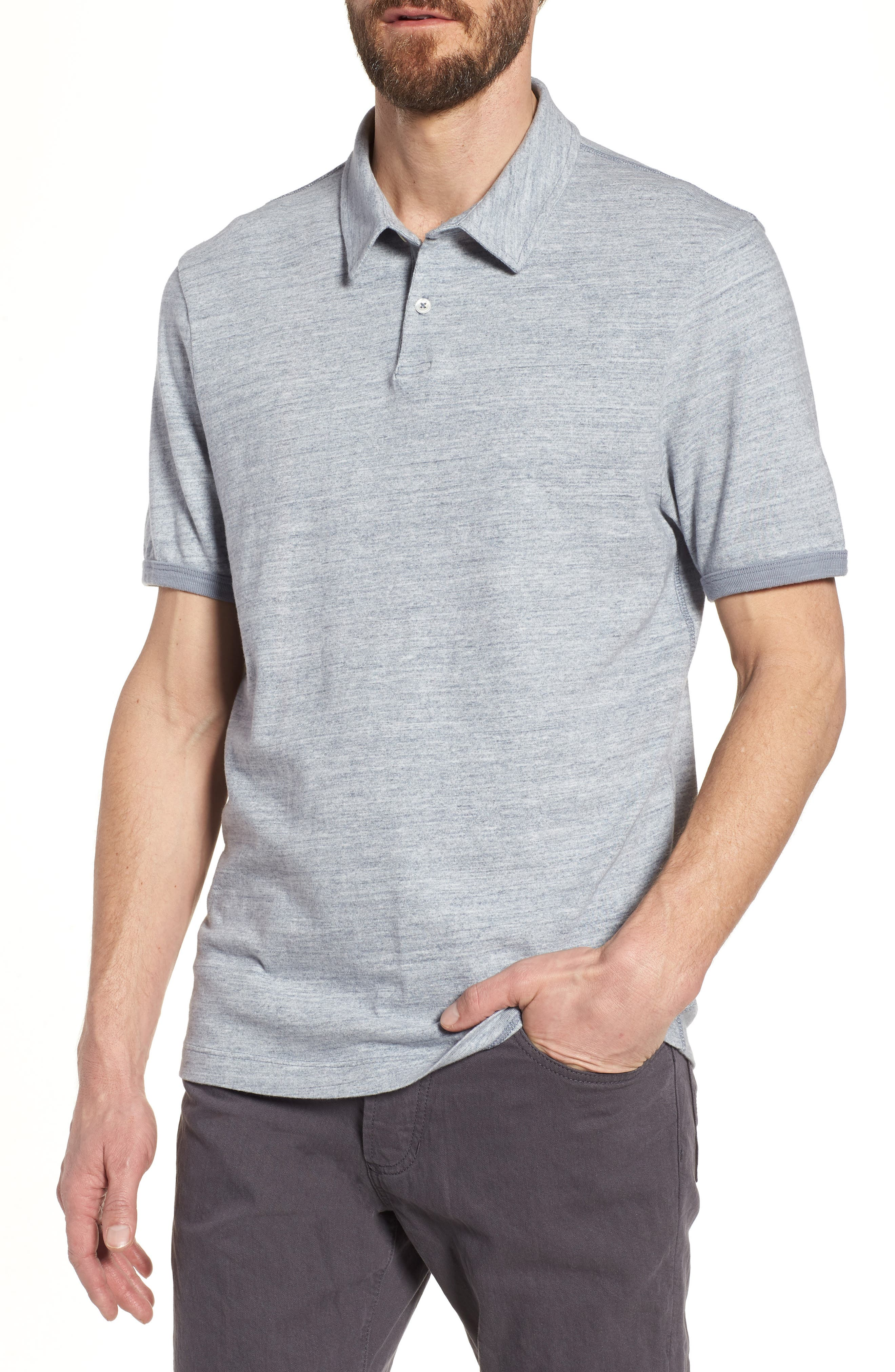 Regular Fit Top Dyed Polo,                             Main thumbnail 3, color,