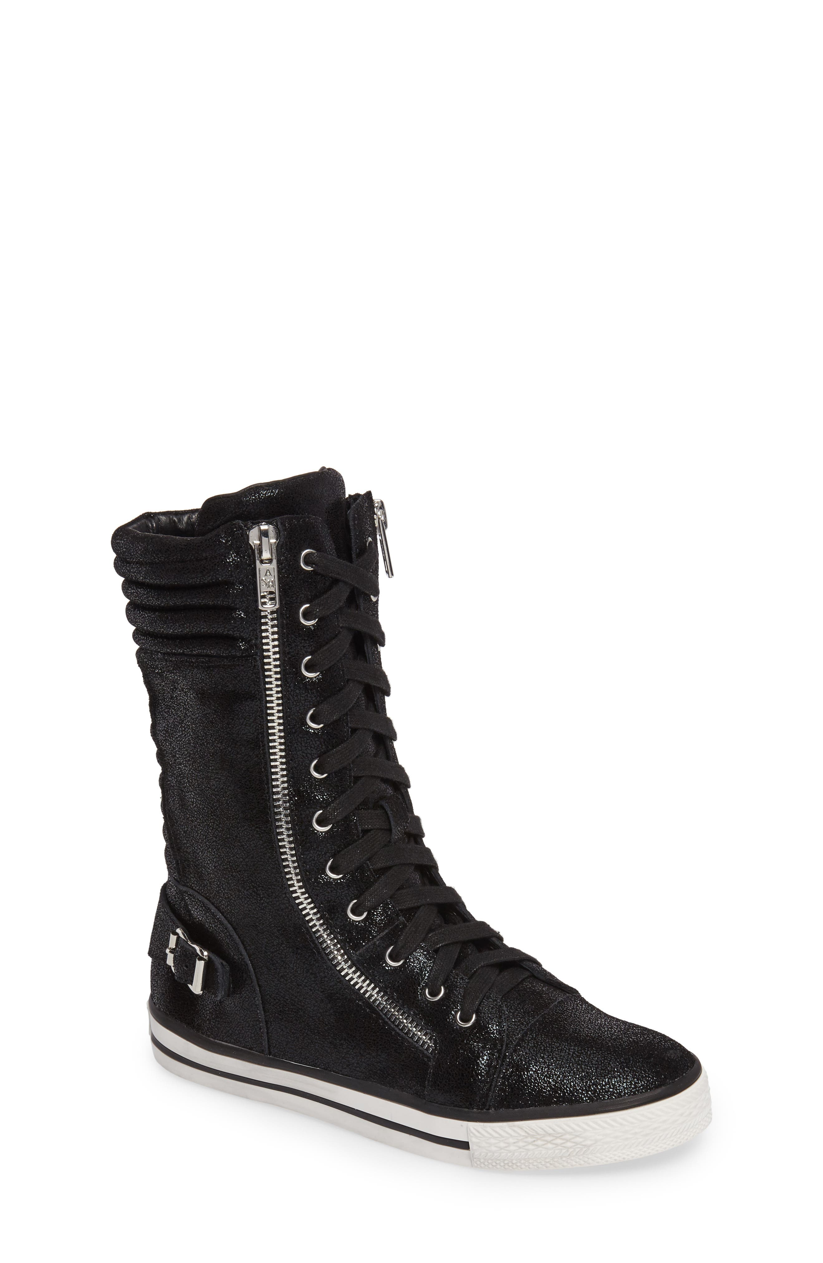 Vava Cate Ultra High Top Sneaker,                             Main thumbnail 1, color,                             001