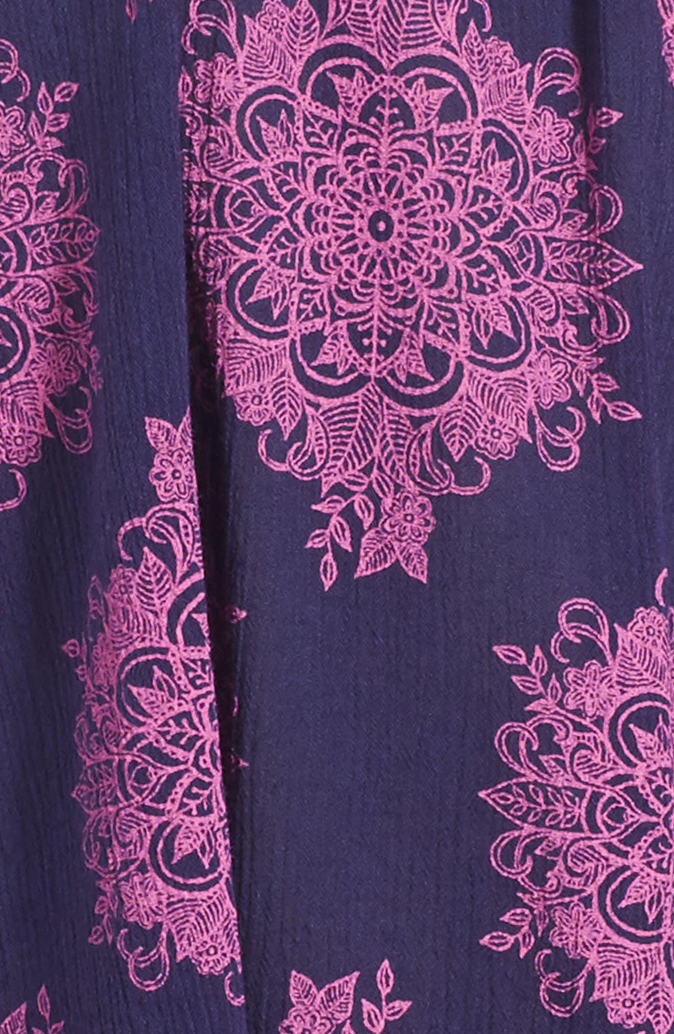 Swing Dress,                             Alternate thumbnail 2, color,                             410