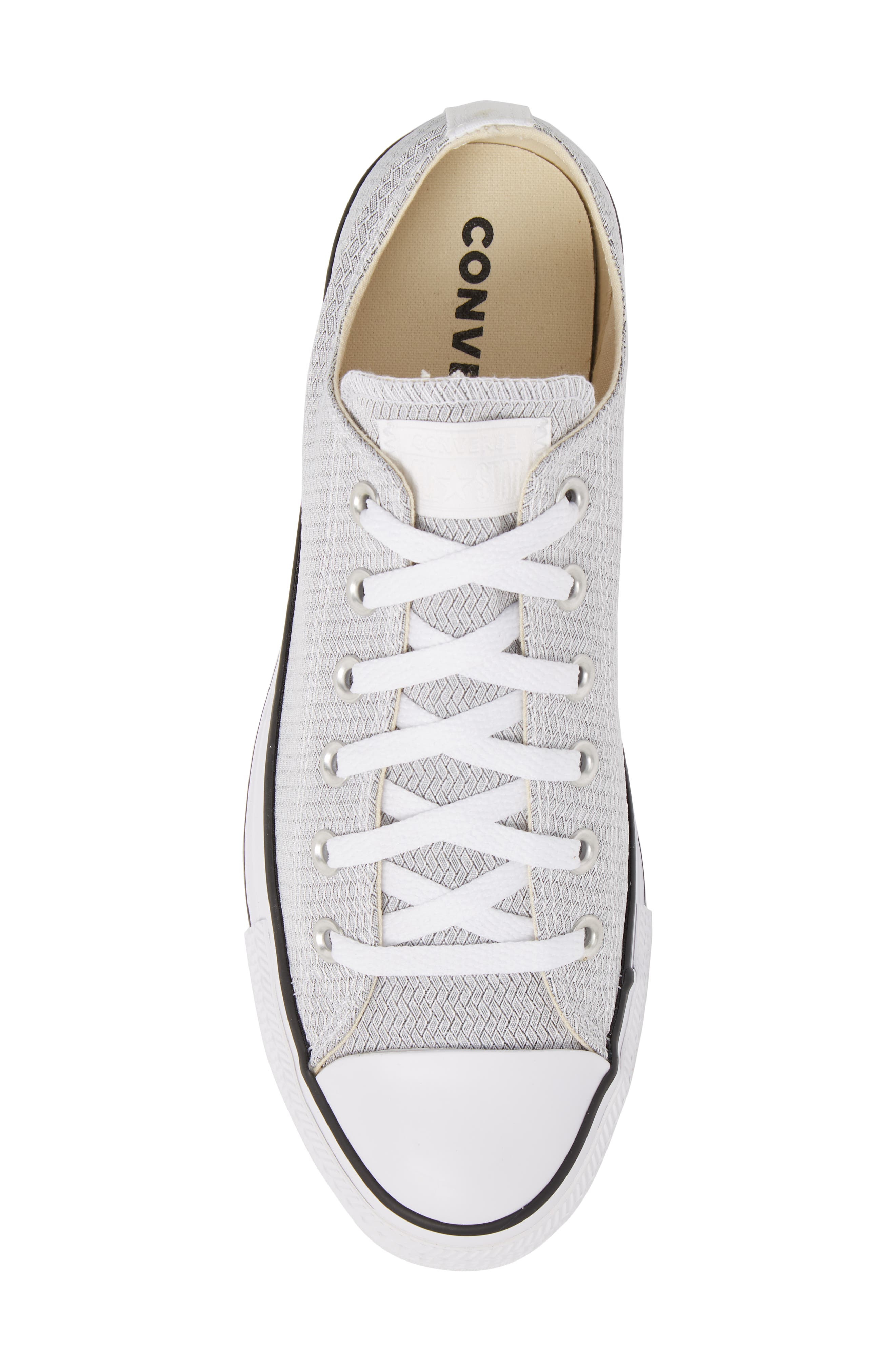 All Star<sup>®</sup> Ripstop Low Top Sneaker,                             Alternate thumbnail 9, color,
