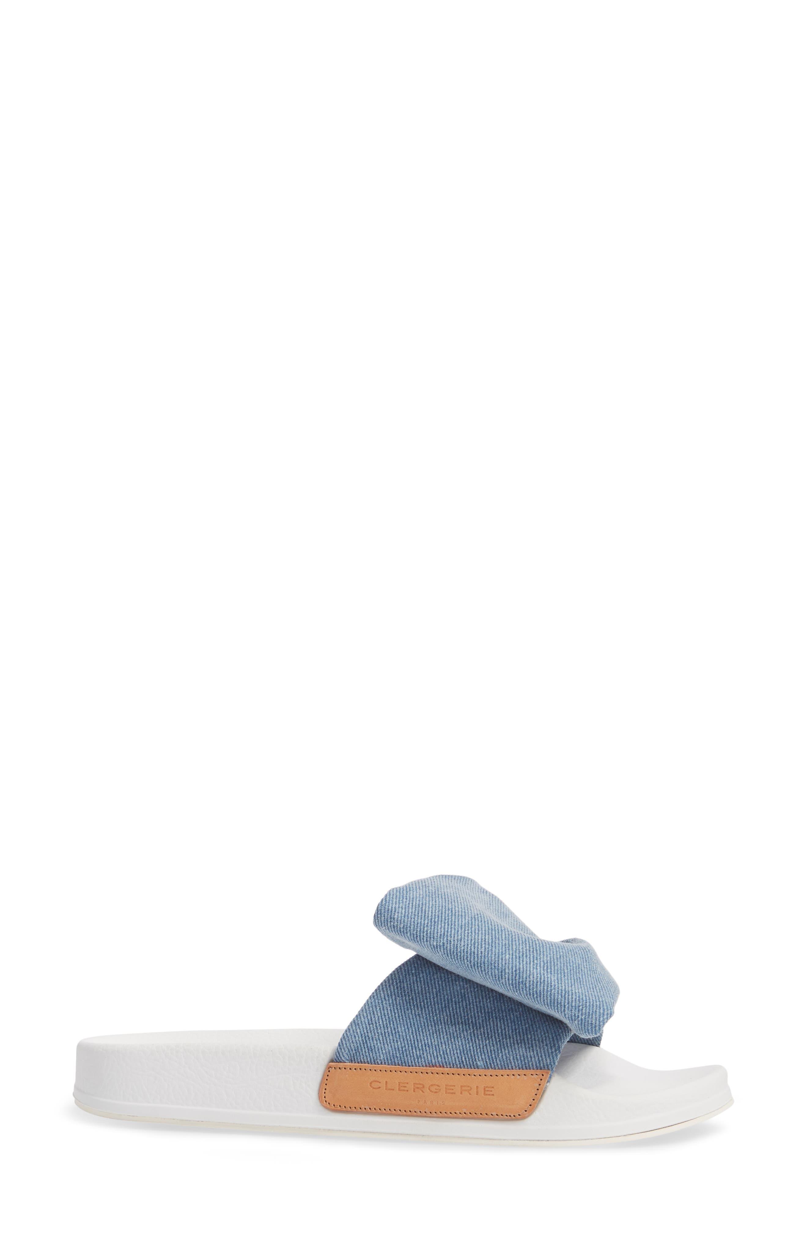 Wendyd Slide Sandal,                             Alternate thumbnail 3, color,                             400