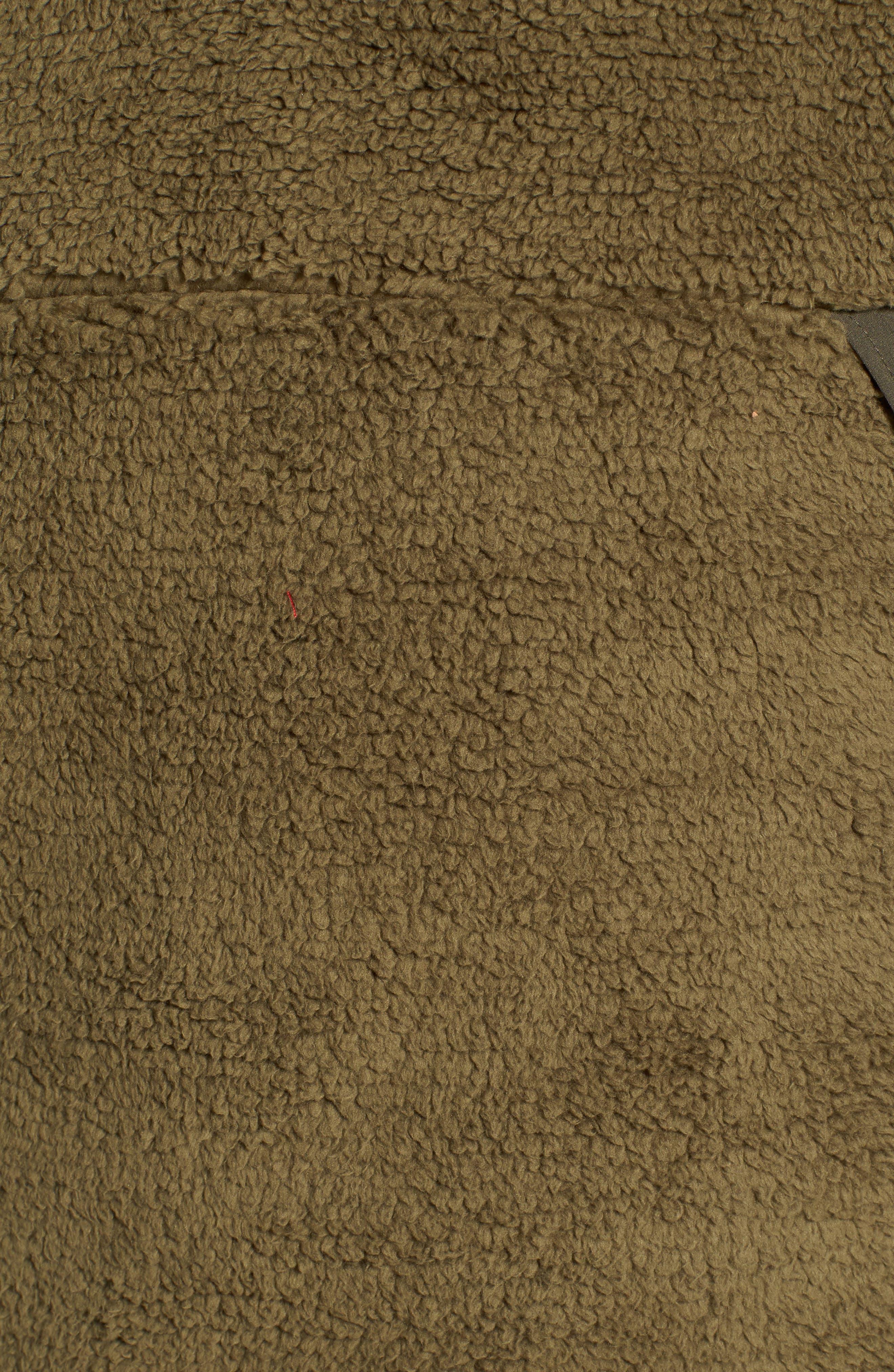 Khampfire Fleece Pullover,                             Alternate thumbnail 5, color,                             301