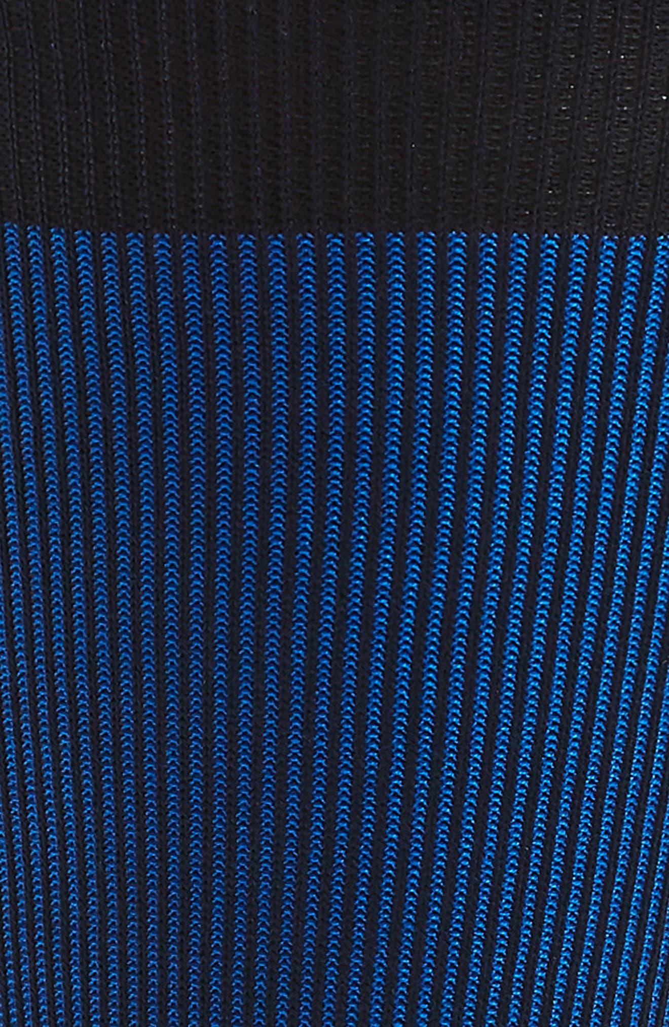Shadow Rib Socks,                             Alternate thumbnail 2, color,                             410