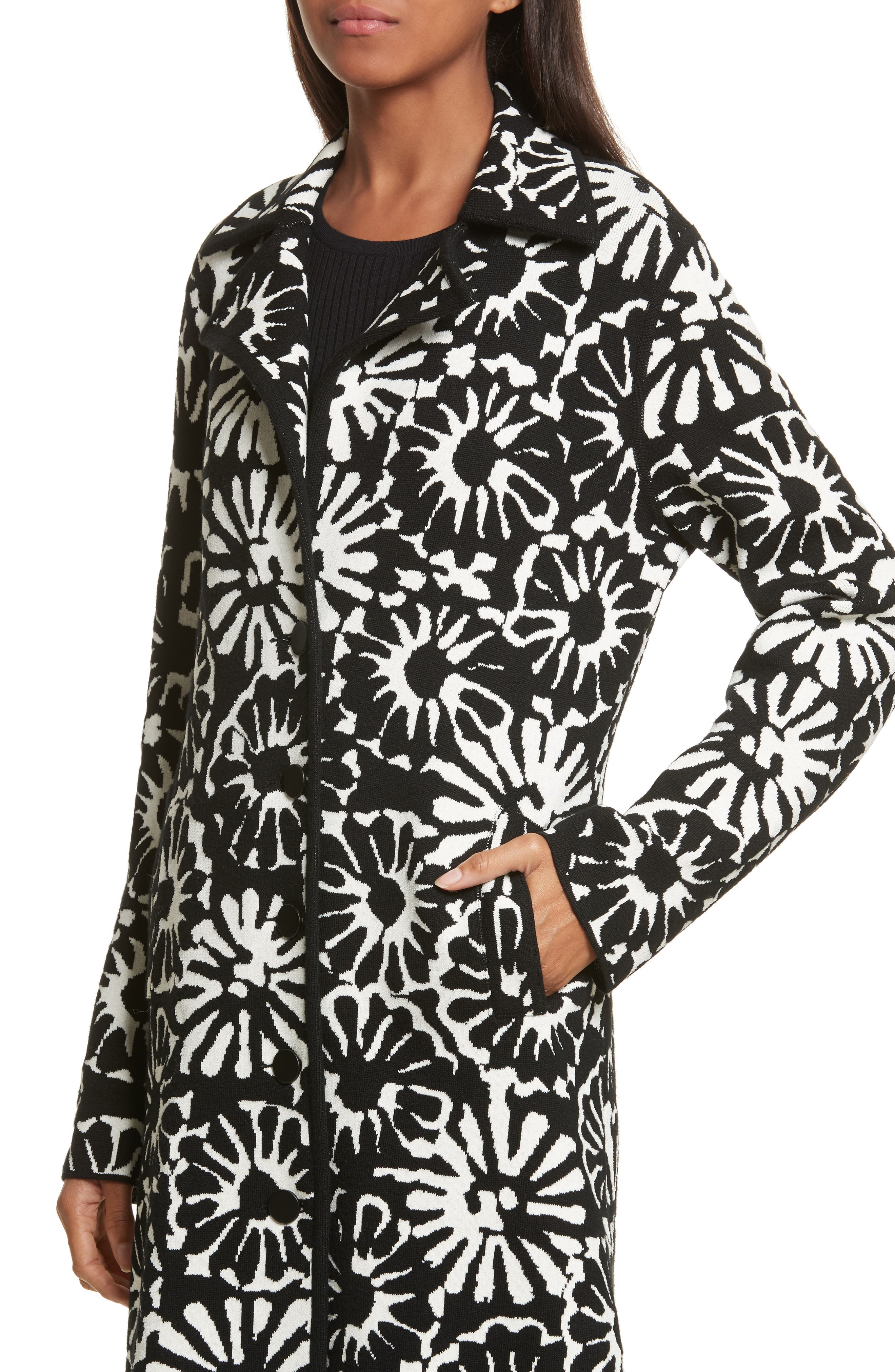 Rosalie Sweater Coat,                             Alternate thumbnail 4, color,