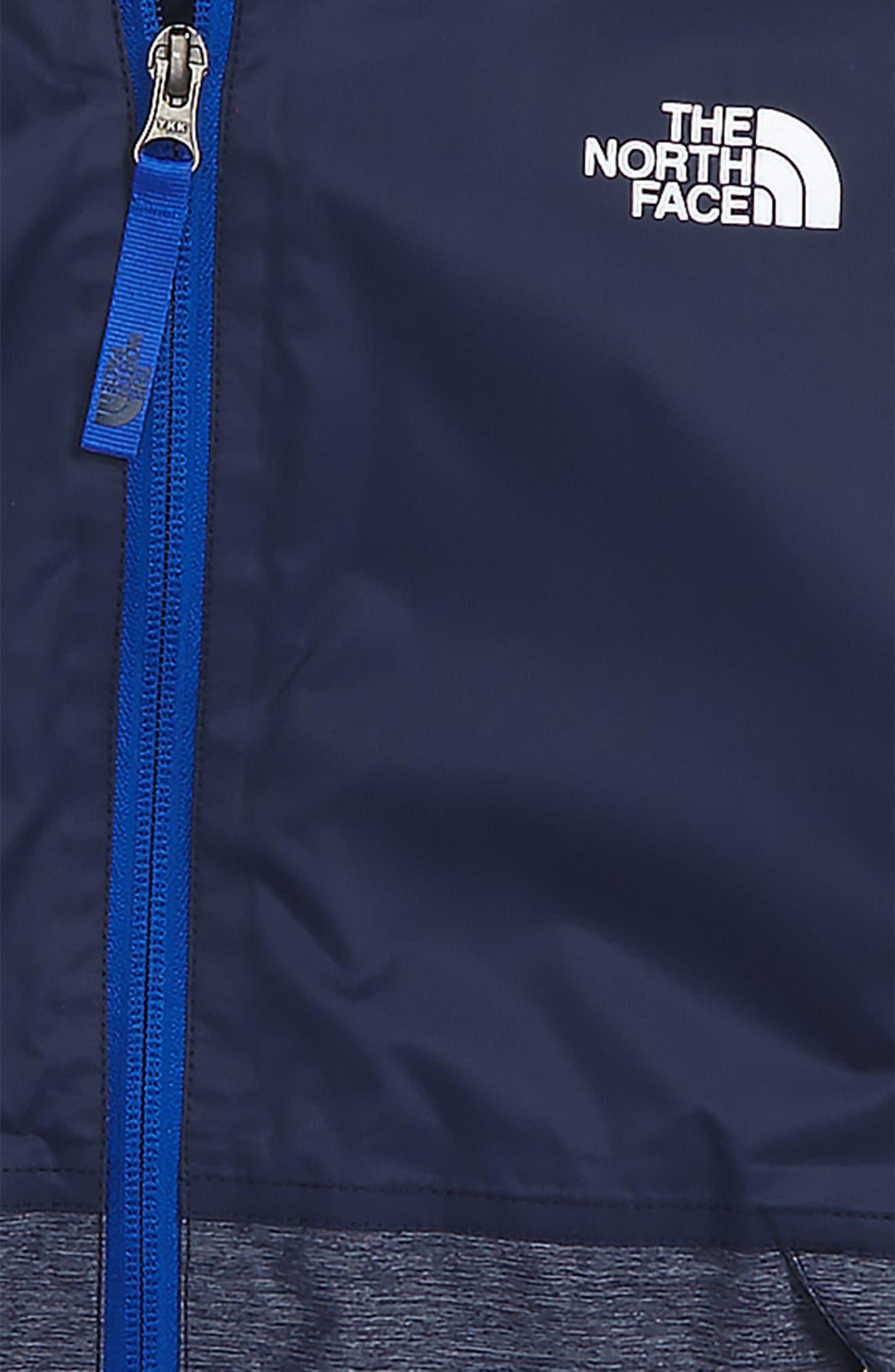 Warm Storm Hooded Waterproof Jacket,                             Alternate thumbnail 9, color,