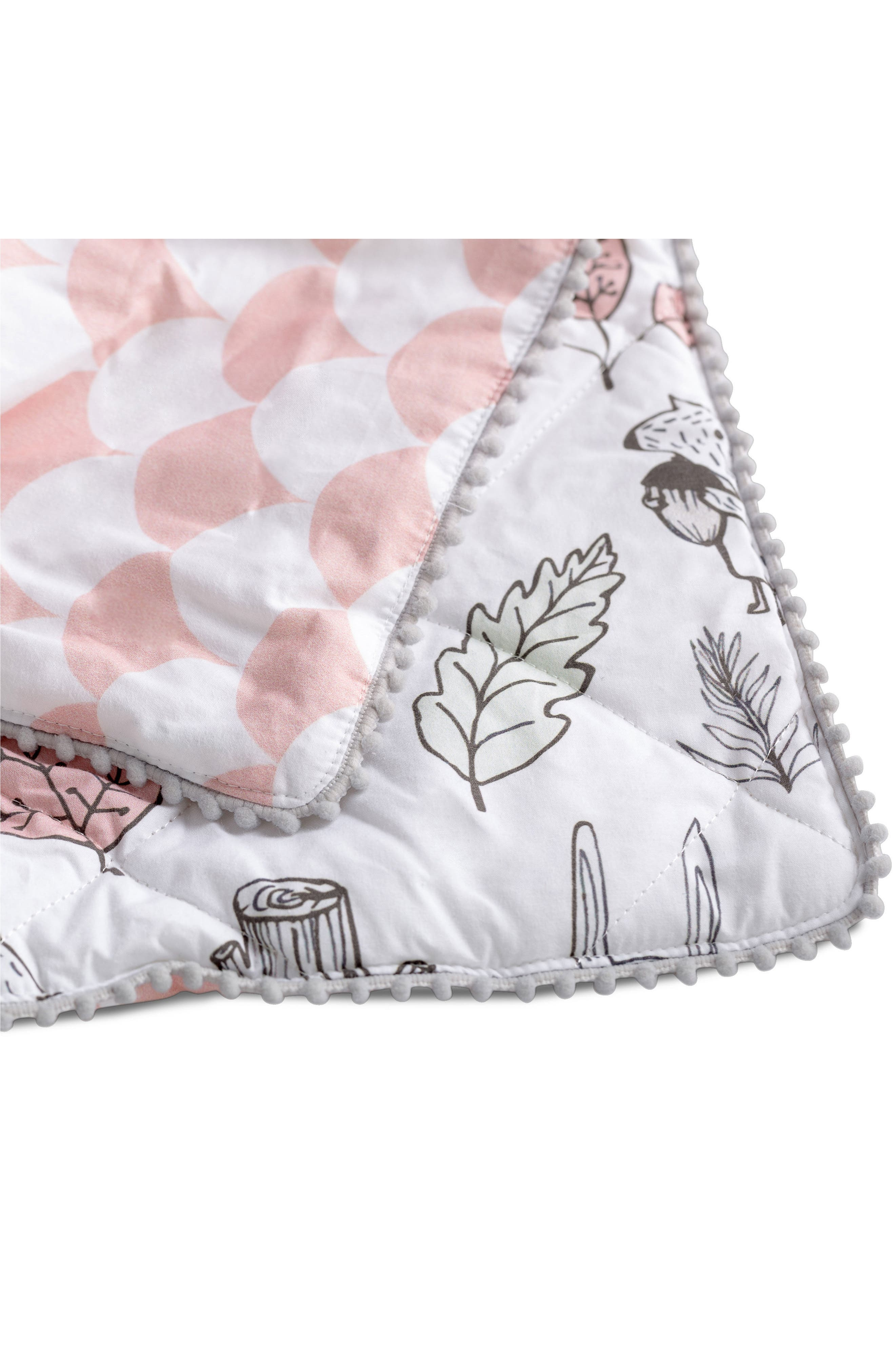 Kayden Quilted Comforter,                             Alternate thumbnail 3, color,                             100