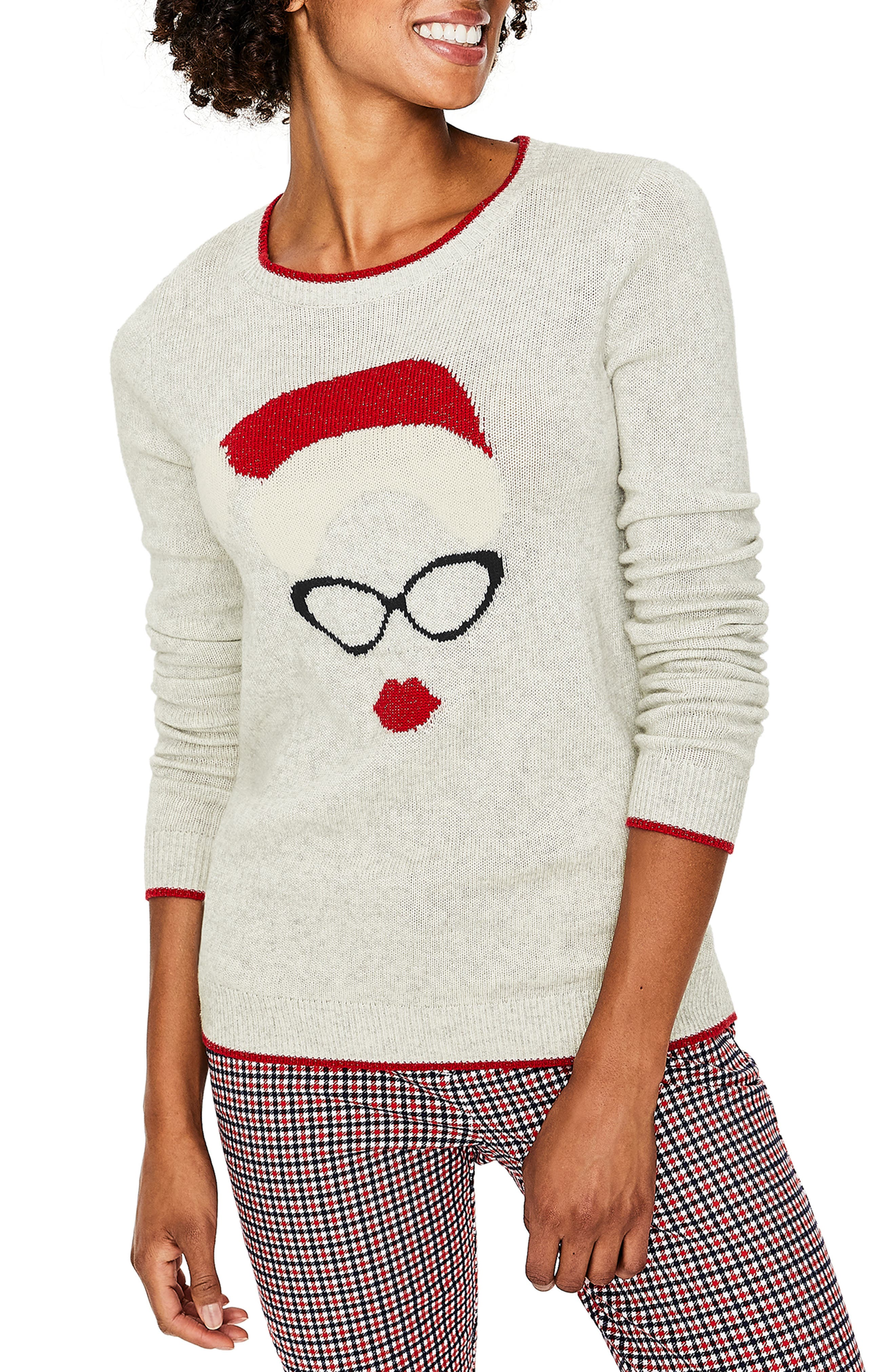 Holiday Sweater, Main, color, 024