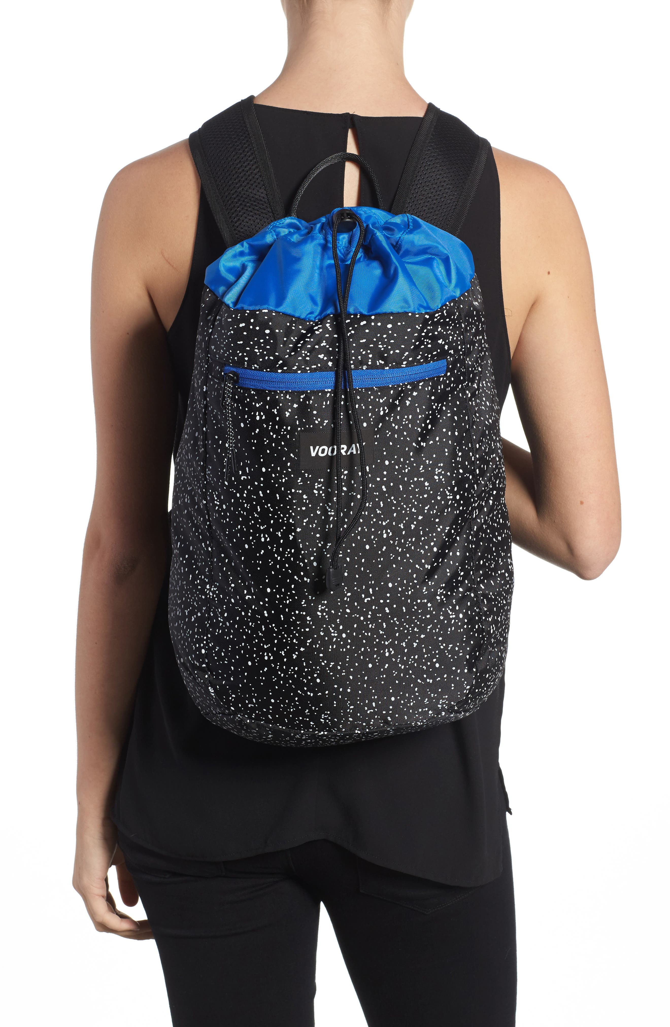 Stride Cinch Top Backpack,                             Alternate thumbnail 2, color,                             001