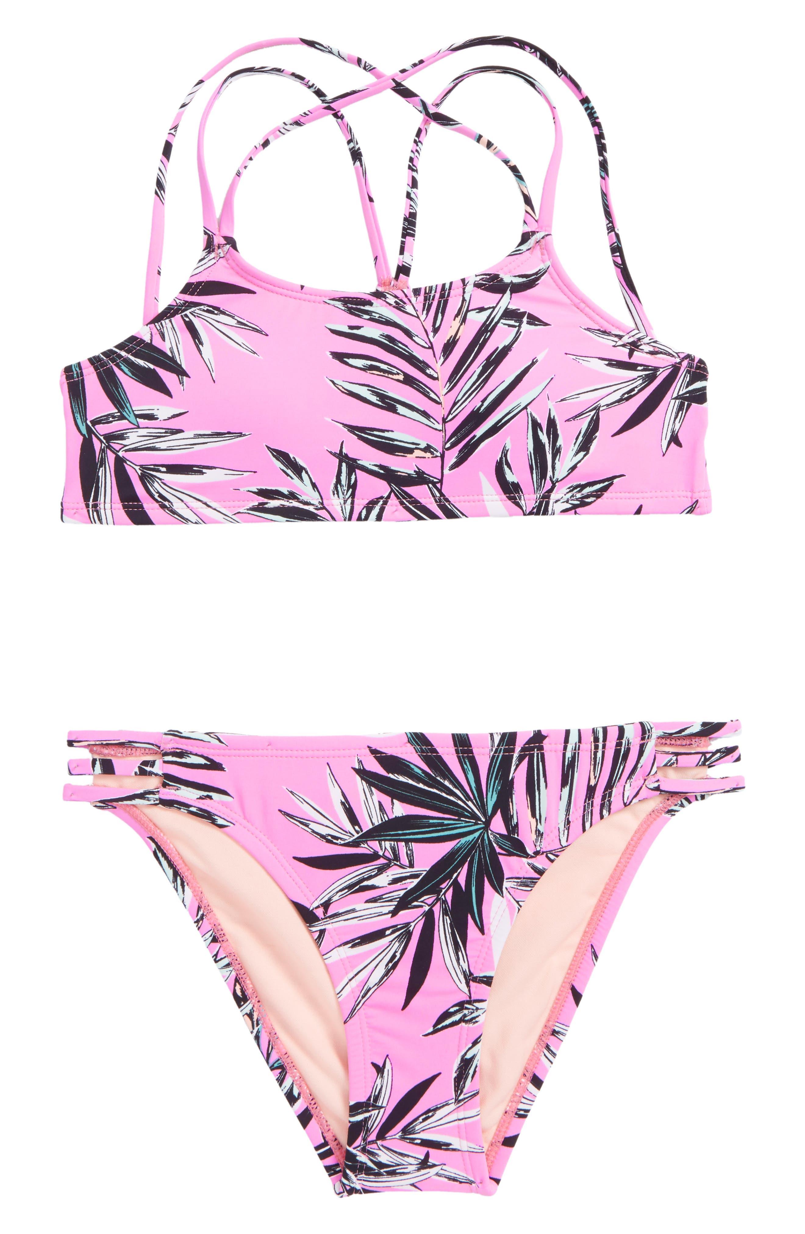 HOBIE,                             Sahara Two-Piece Swimsuit,                             Main thumbnail 1, color,                             650