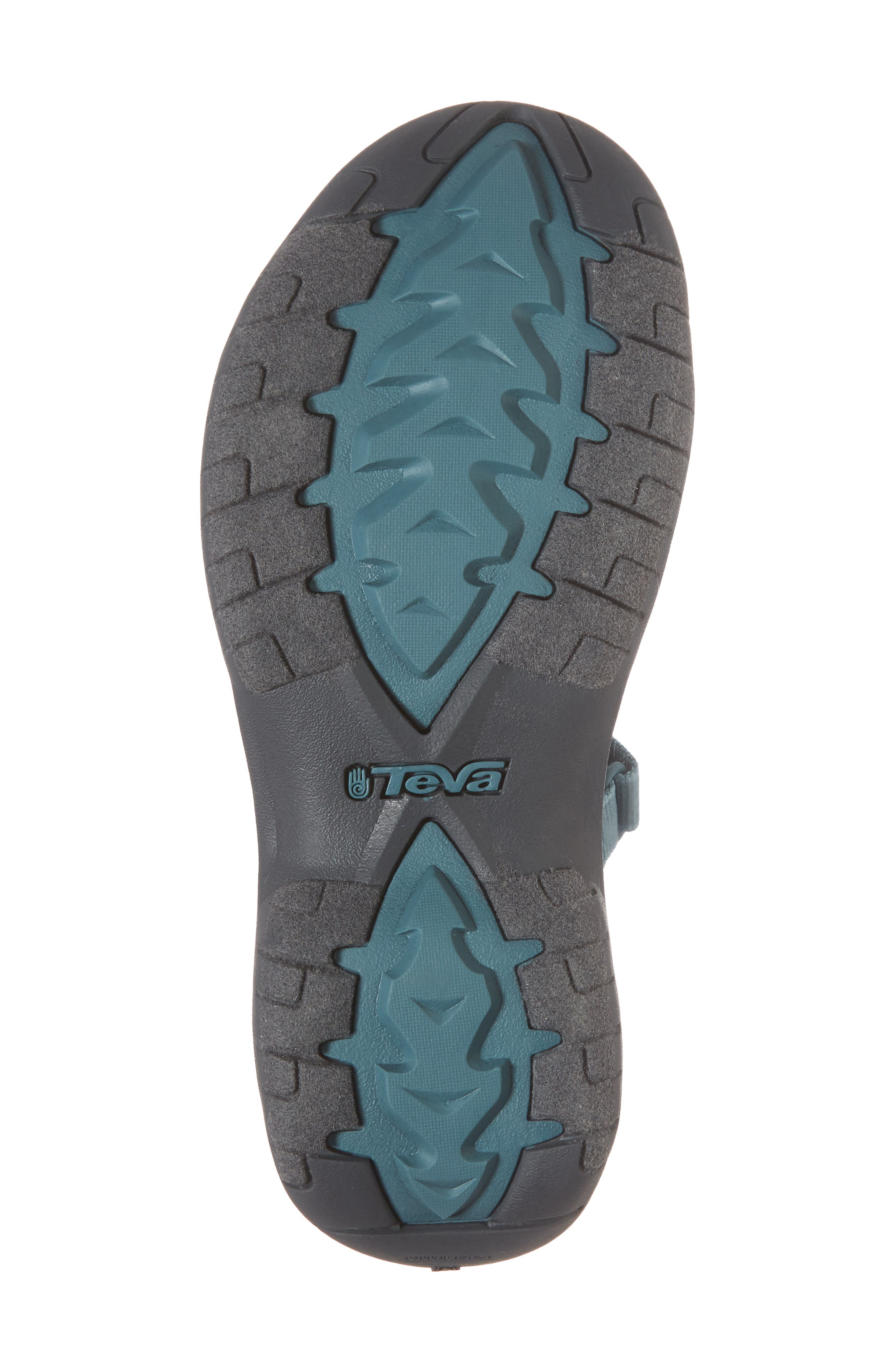 'Verra' Sandal,                             Alternate thumbnail 6, color,                             NORTH ATLANTIC