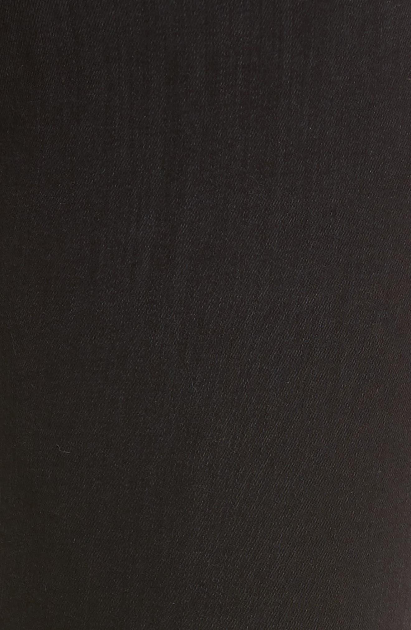 Mila High Rise Skinny Jeans,                             Alternate thumbnail 5, color,                             016