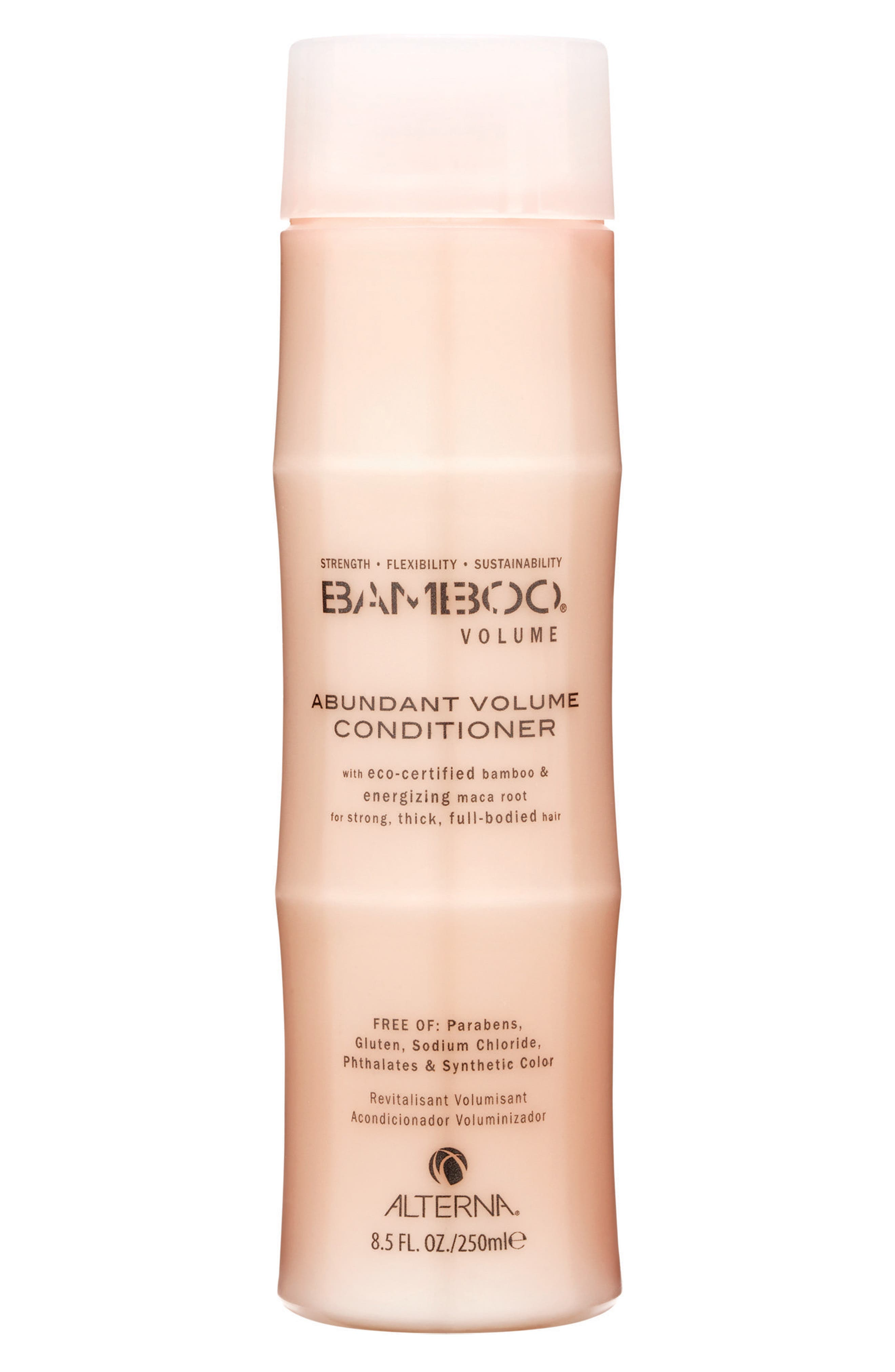 Bamboo Volume Abundant Volume Conditioner,                             Main thumbnail 1, color,                             NO COLOR