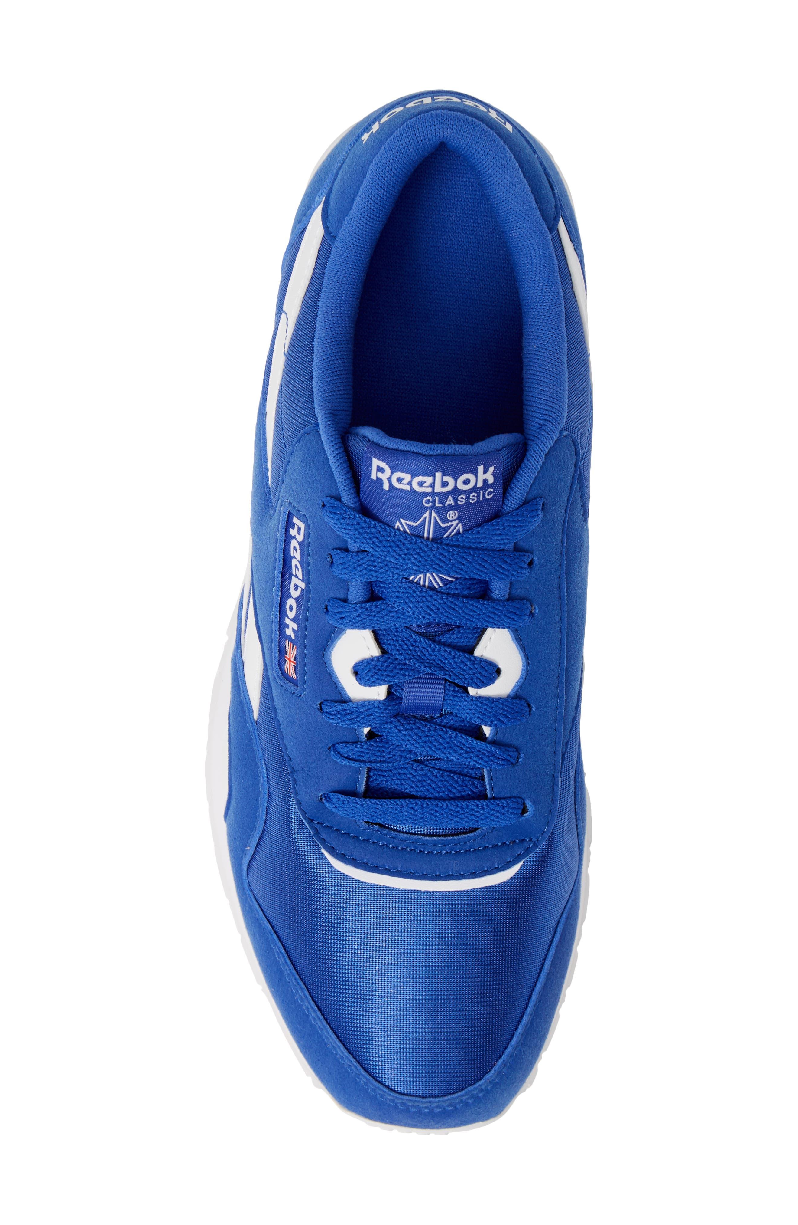 Classic Nylon Sneaker,                             Alternate thumbnail 5, color,                             401