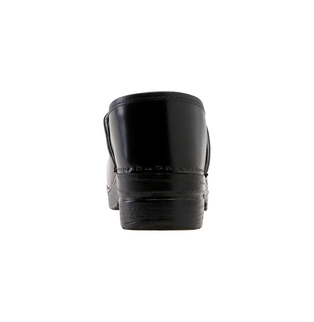 'Professional' Slip-On,                             Alternate thumbnail 2, color,                             Black Cabrio