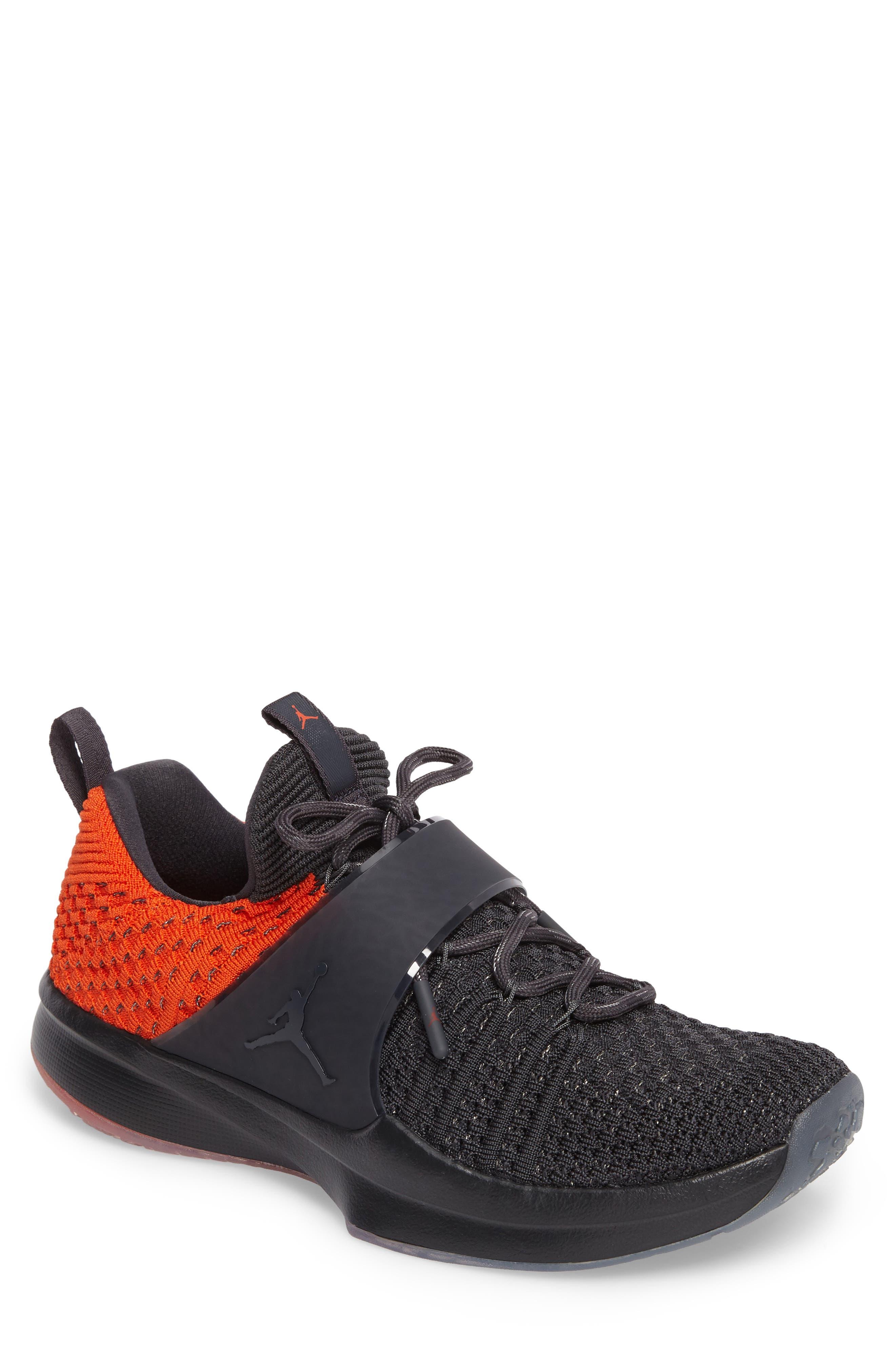 Jordan Flyknit Trainer 2 Low Sneaker,                             Main thumbnail 2, color,