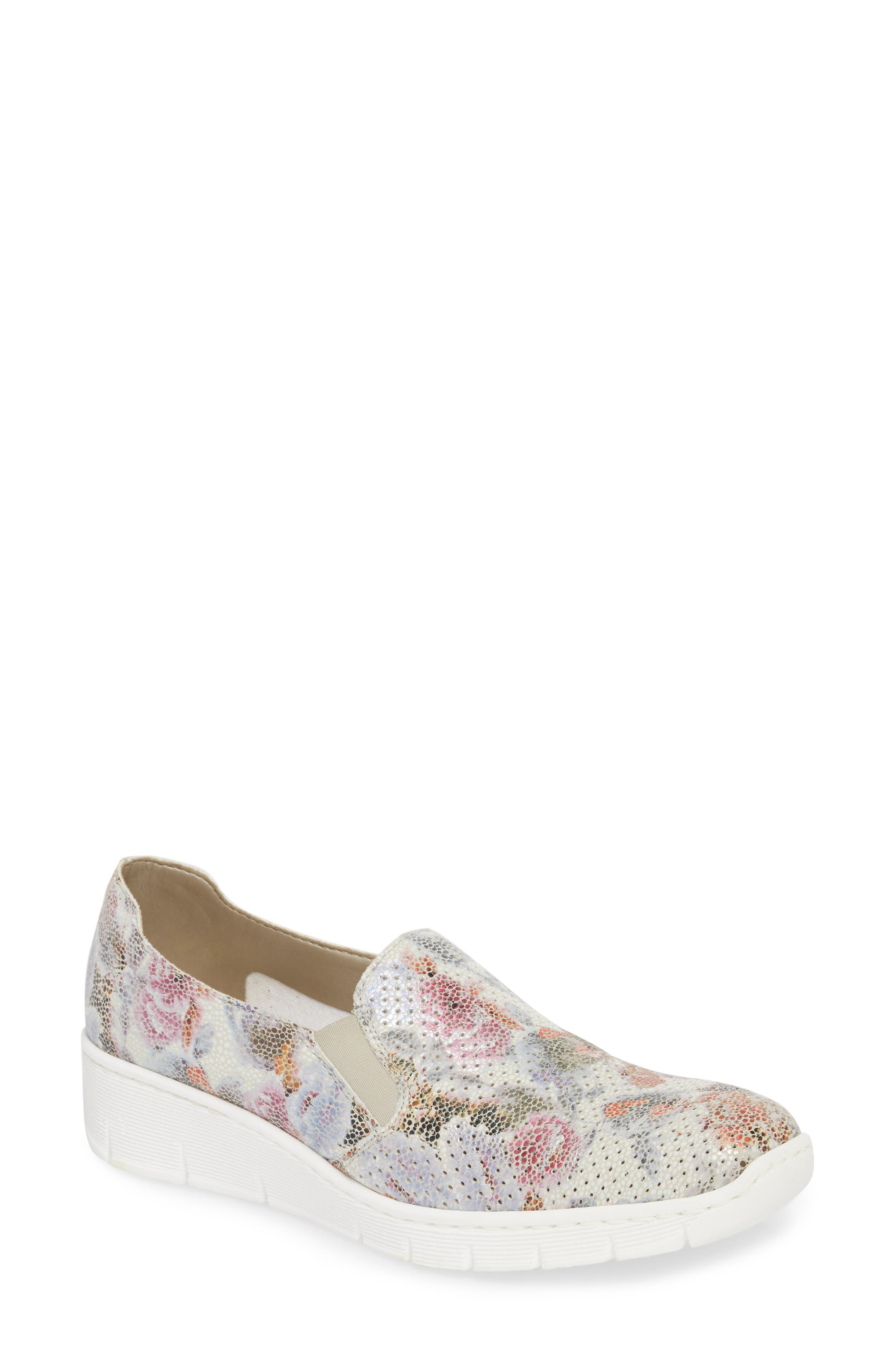 Doris A5 Wedge Sneaker,                             Main thumbnail 1, color,                             105