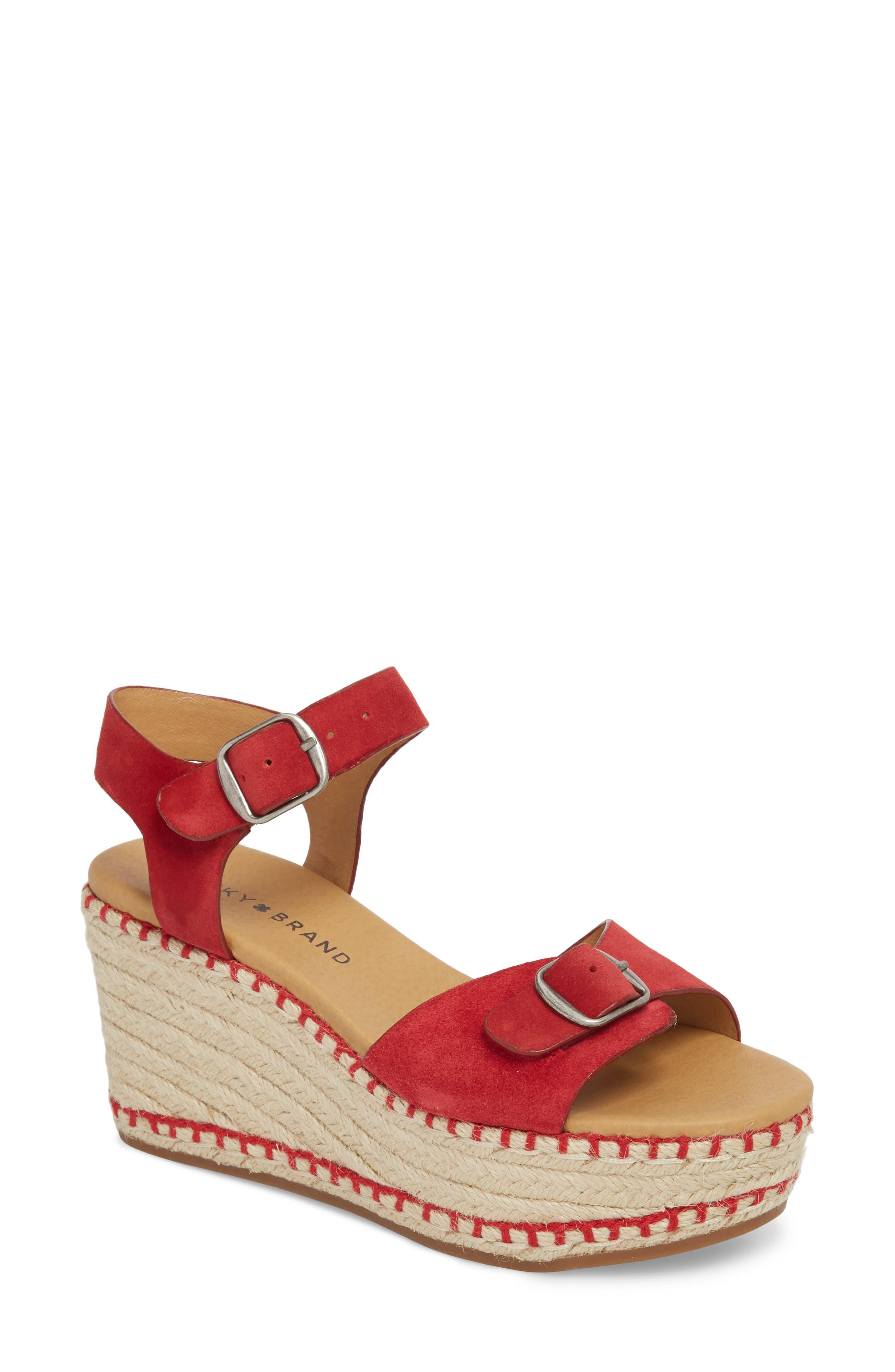 Naveah III Espadrille Wedge Sandal,                         Main,                         color, 640