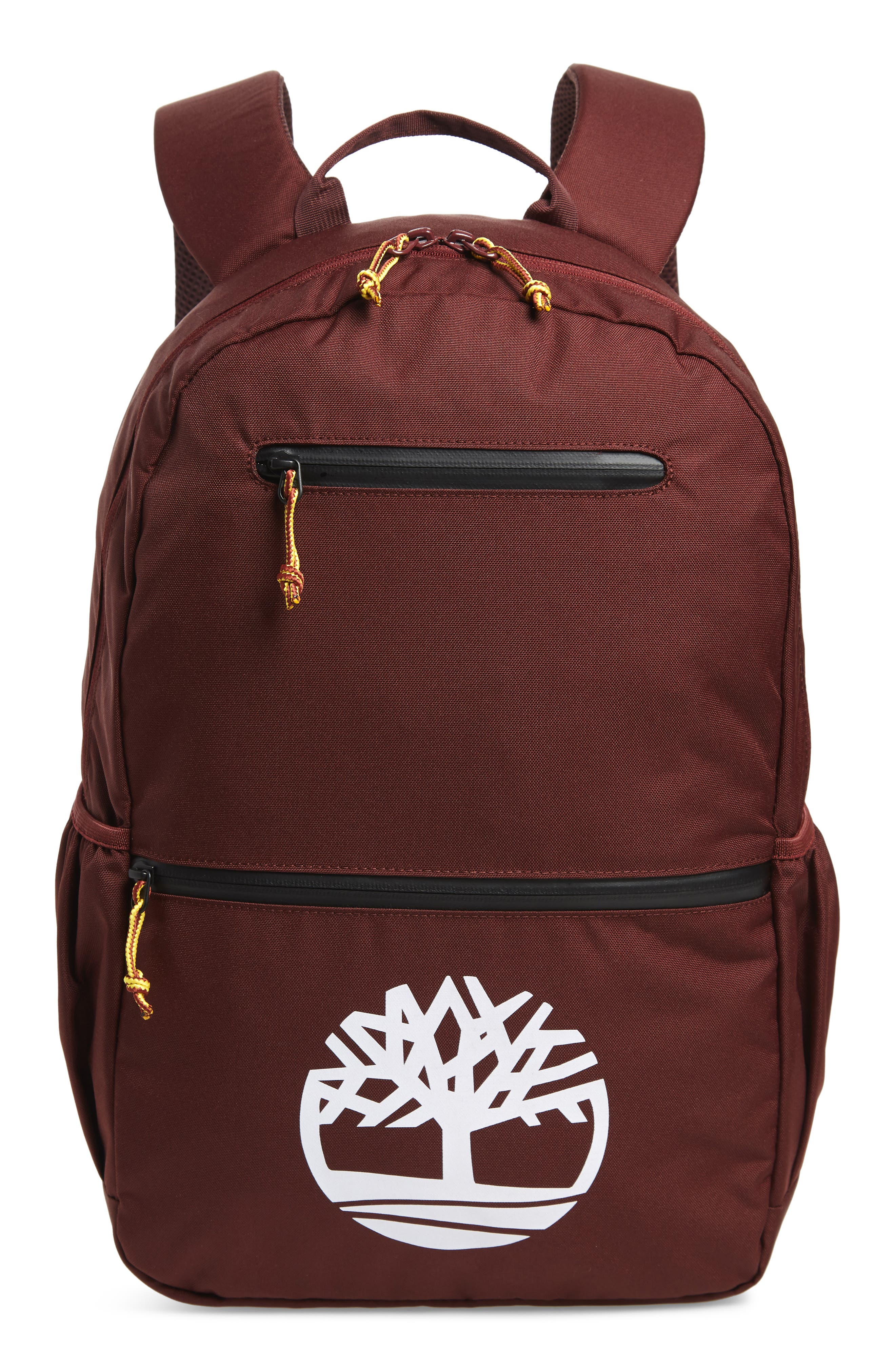 Timberland Logo Graphic Water Resistant Backpack - Green
