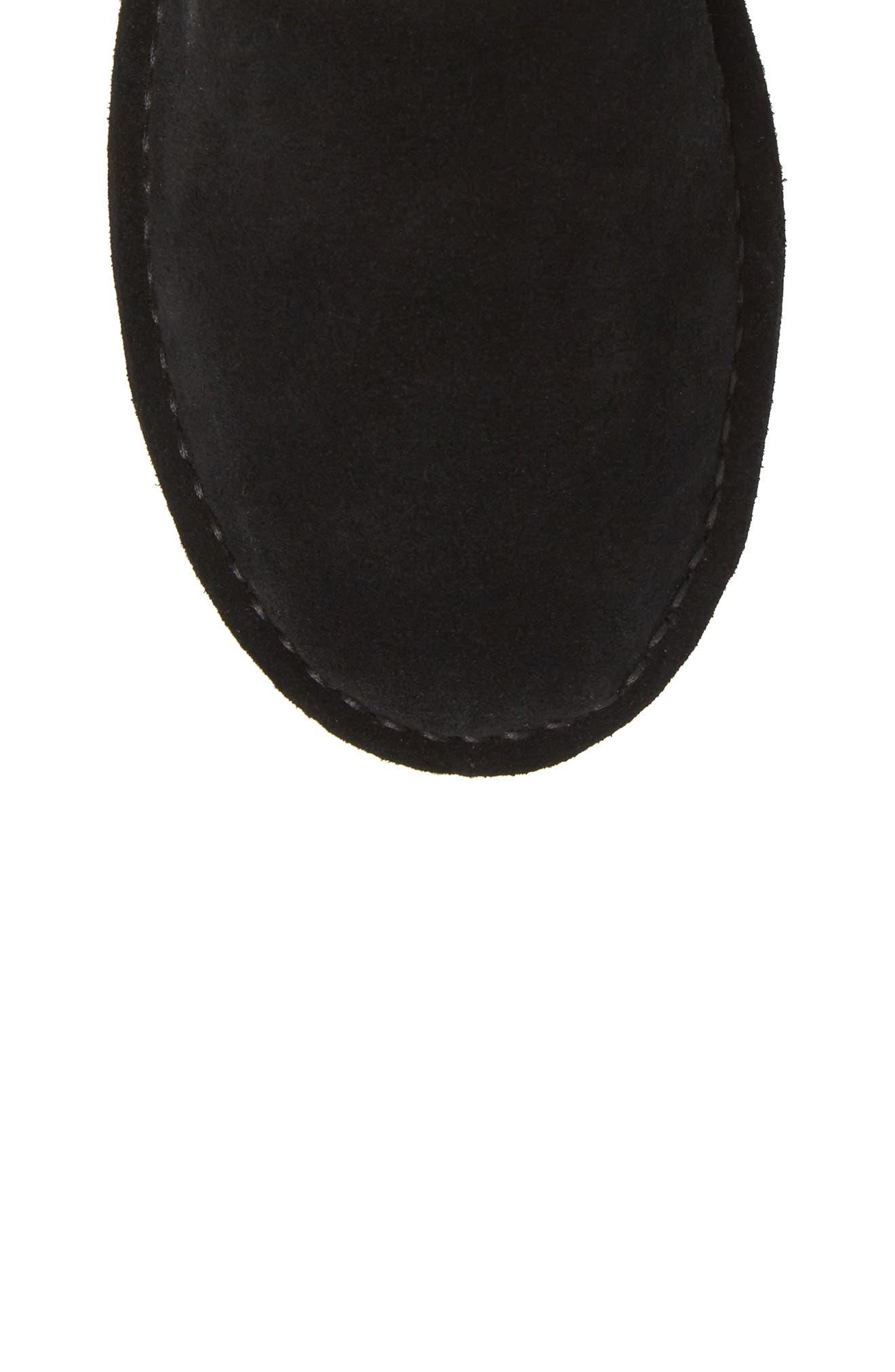 Classic Unlined Mini Boot,                             Alternate thumbnail 5, color,                             001