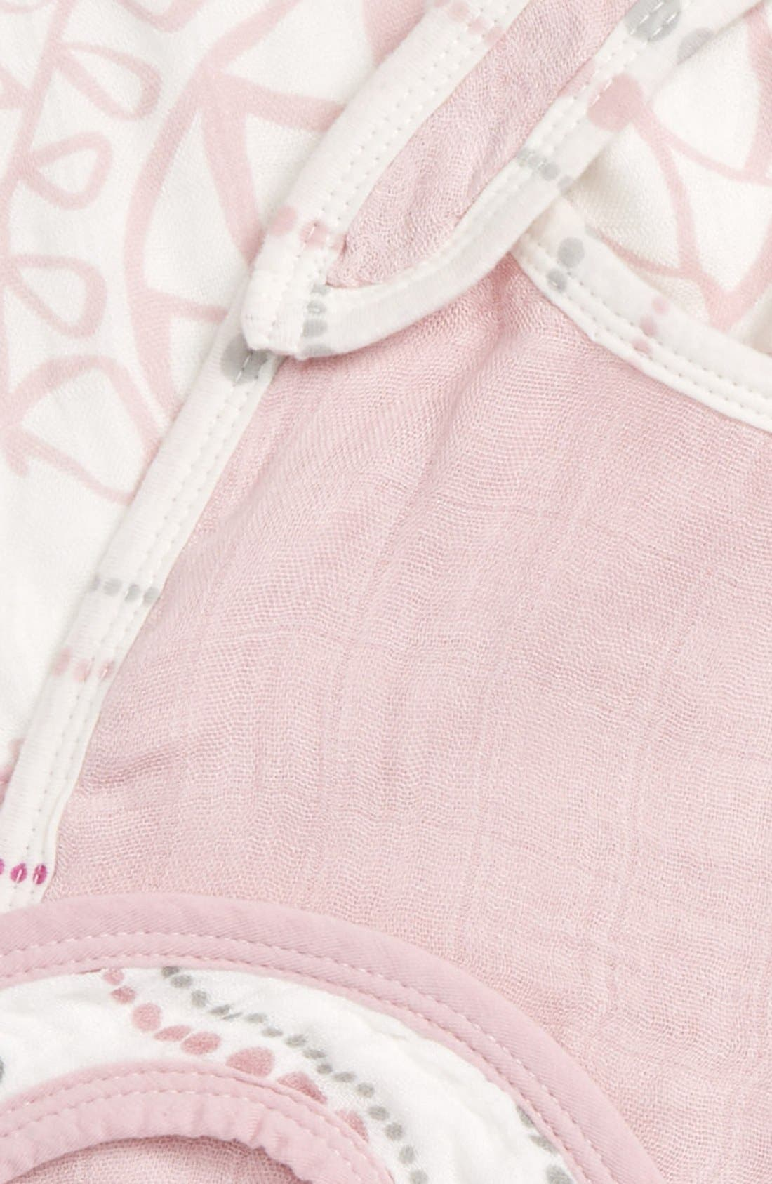 3-Pack Snap Bibs,                             Alternate thumbnail 3, color,                             TRANQUILITY
