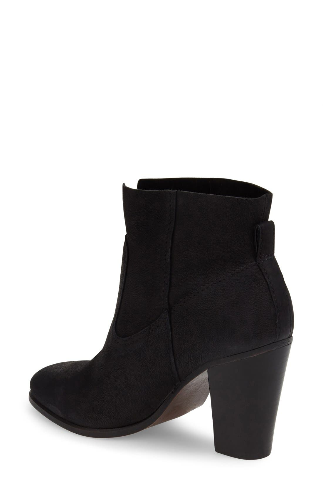 VINCE CAMUTO,                             'Feina' Bootie,                             Alternate thumbnail 2, color,                             001