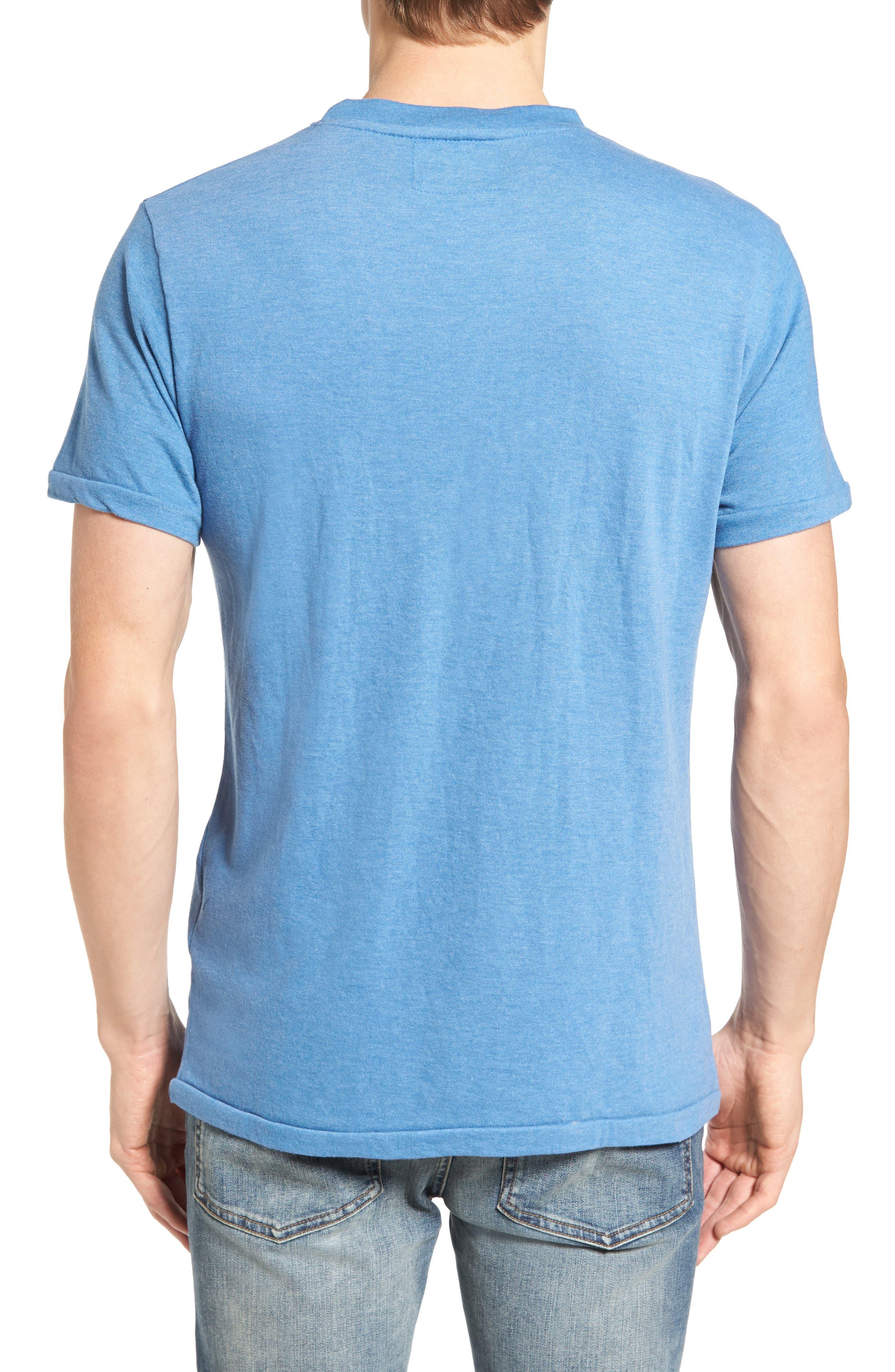Hillwood Los Angeles Dodgers T-Shirt,                             Alternate thumbnail 2, color,                             464