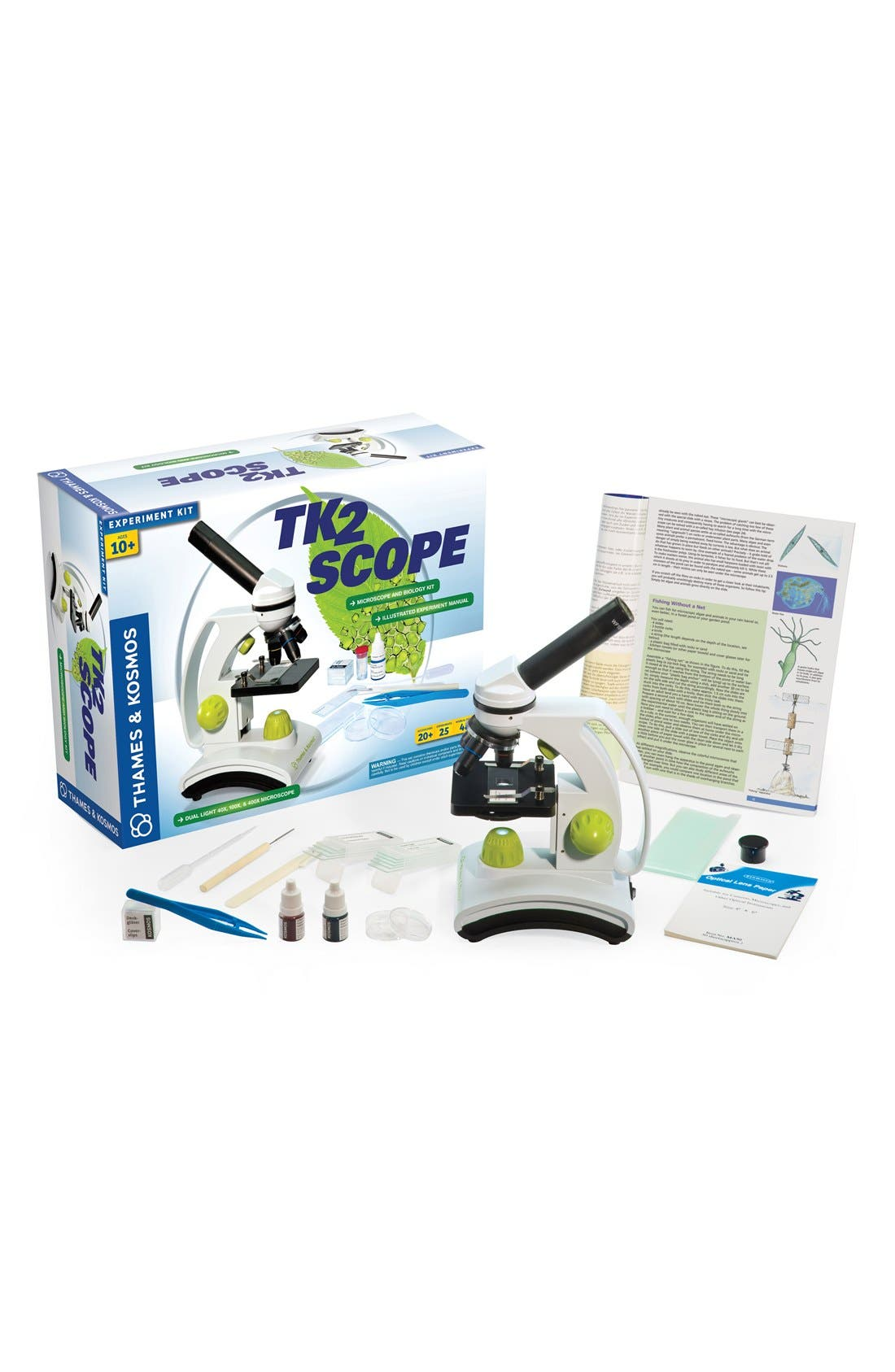 'TK2 Scope' Experiment Kit,                             Main thumbnail 1, color,