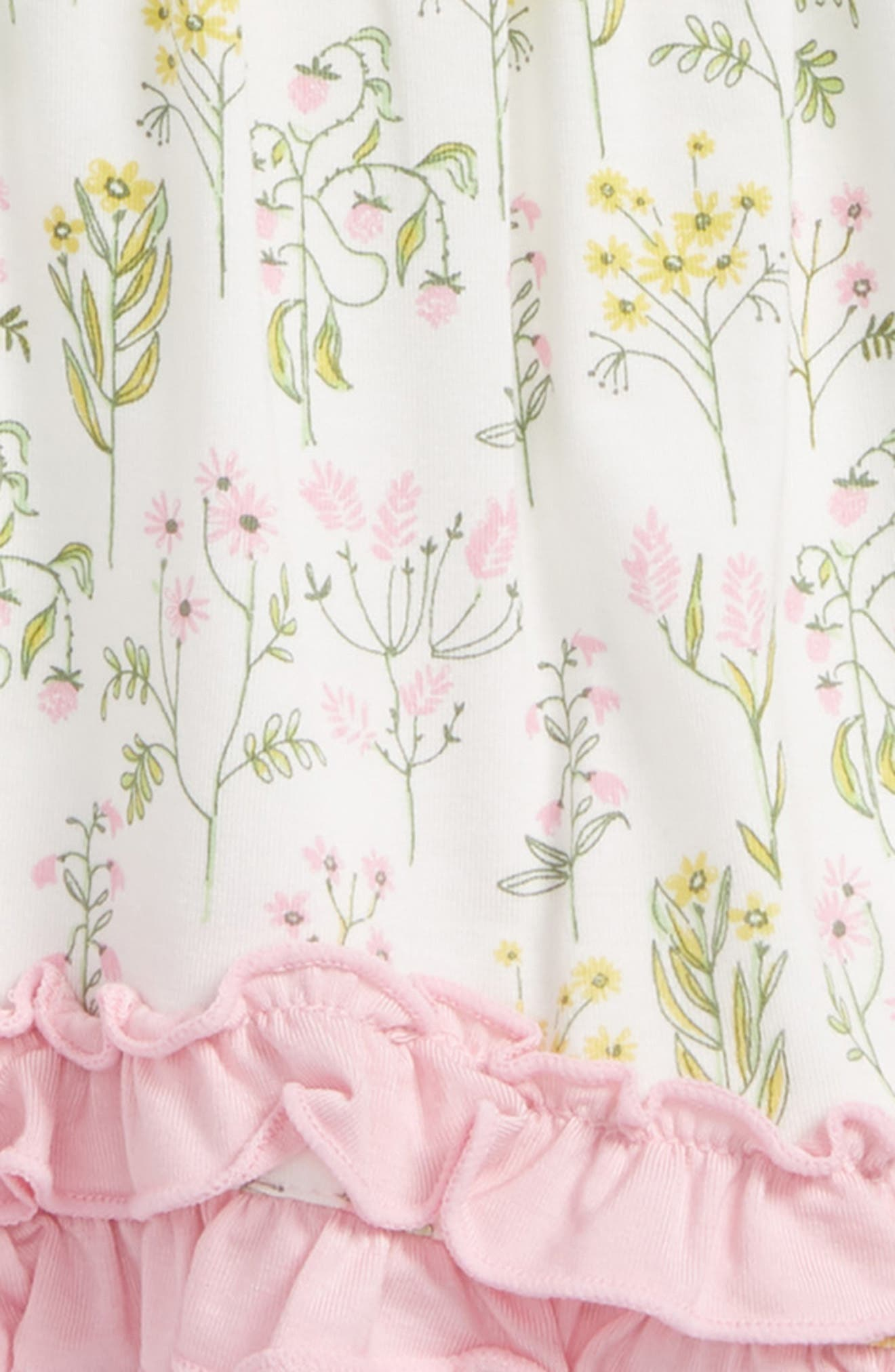 My Little Garden Dress,                             Alternate thumbnail 2, color,                             100