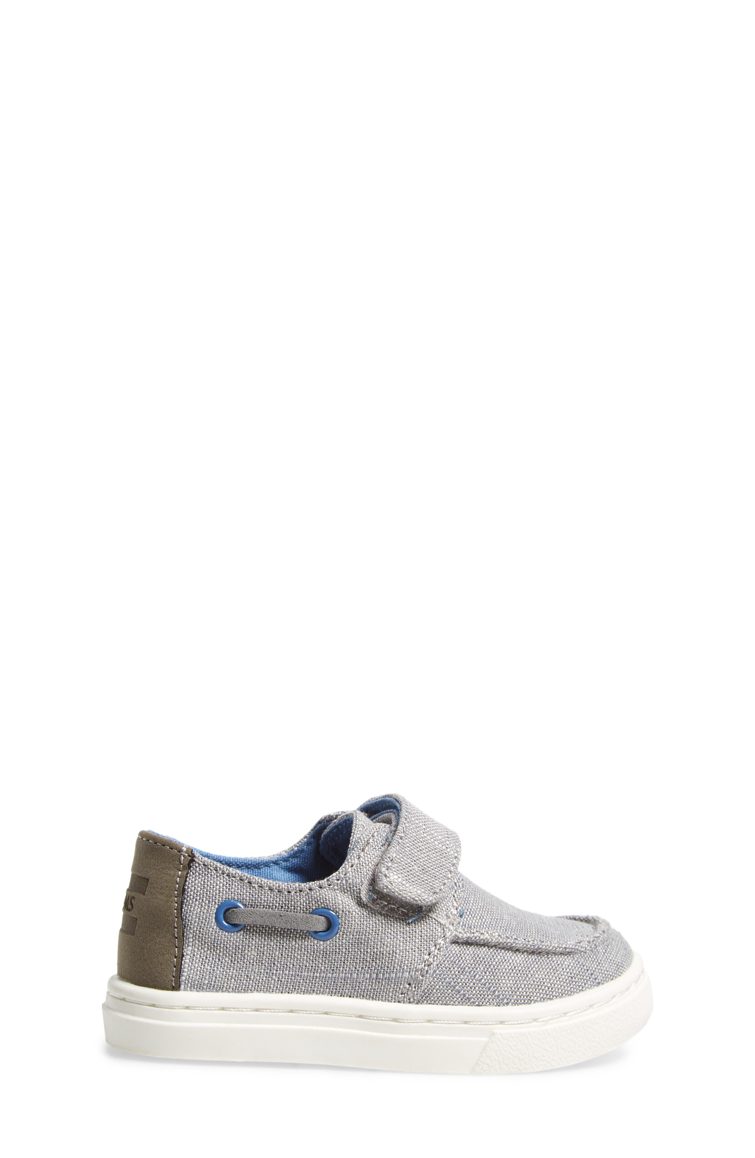 TOMS,                             Culver Boat Shoe,                             Alternate thumbnail 3, color,                             020