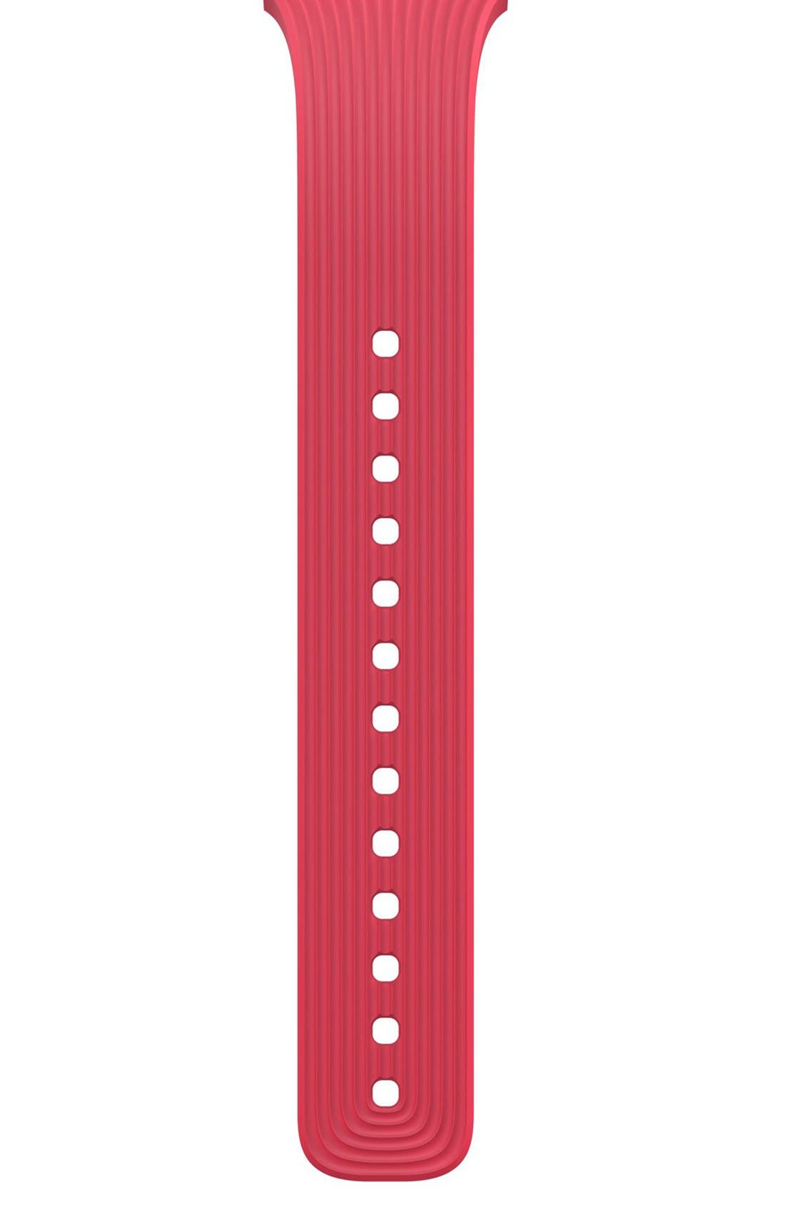 'Blaze' Slim Accessory Band & Frame,                             Alternate thumbnail 14, color,
