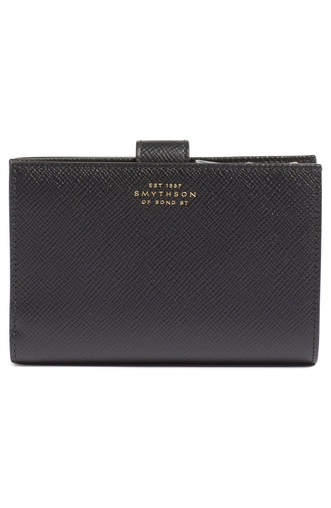'Medium' Continental Wallet,                             Alternate thumbnail 4, color,                             001